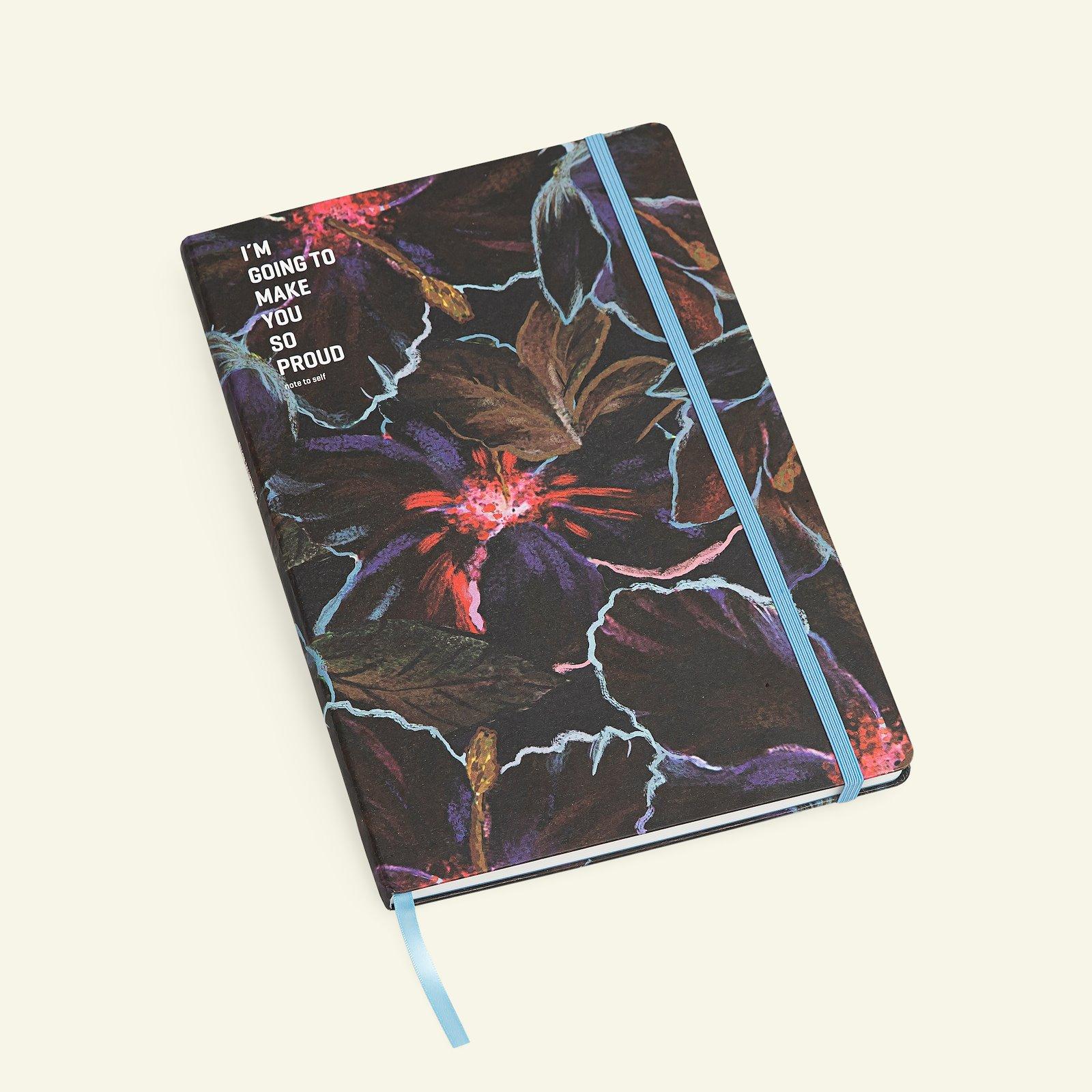 Sketchbook 20x30cm flower 1pc 93950_pack