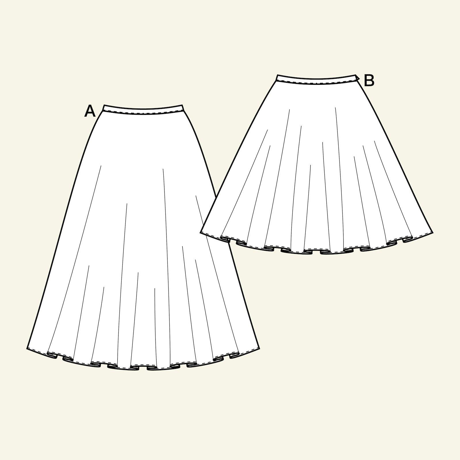 Skirt 1/2 and 1/1 circular, 40/12 p21044_pack