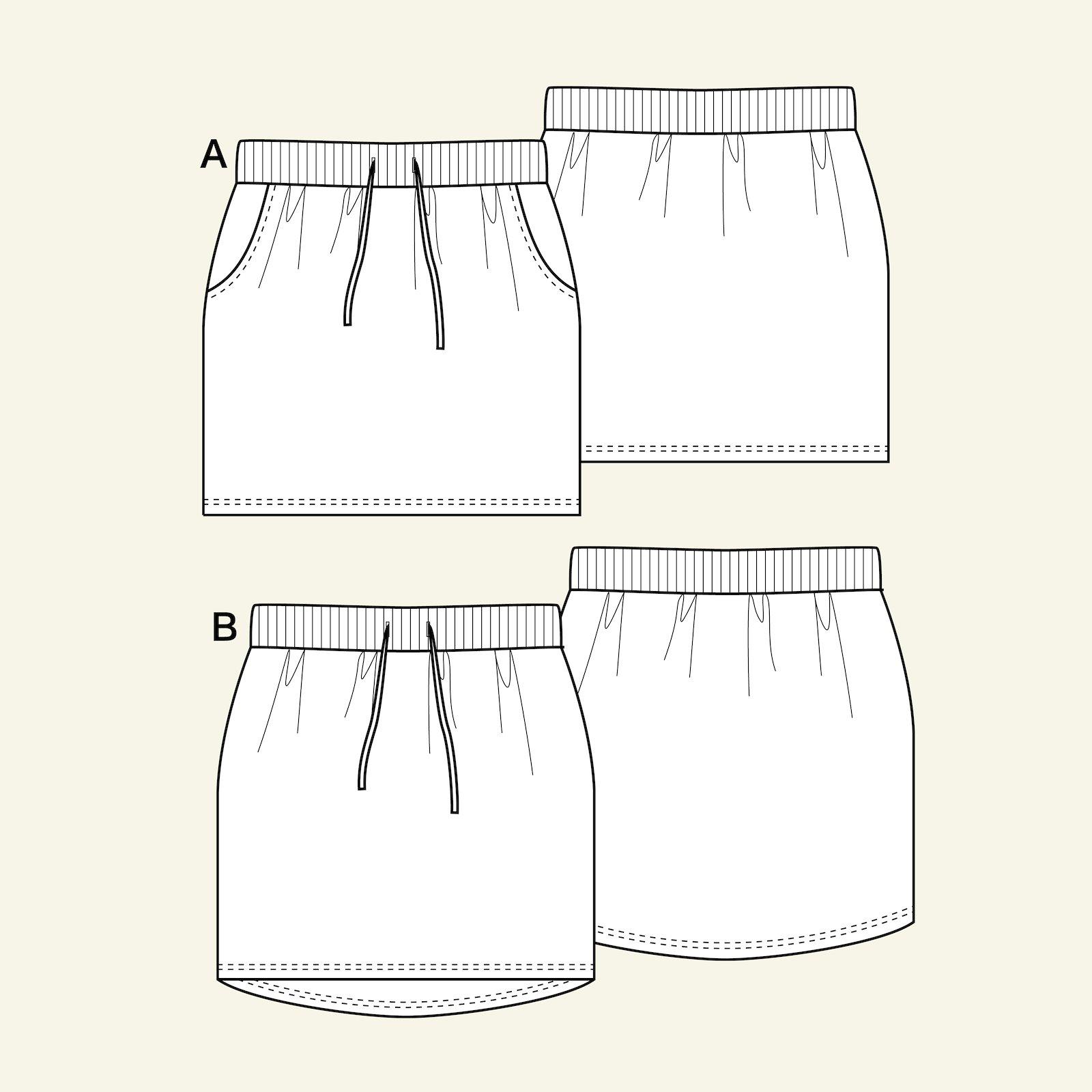 Skirt, 104/3y p61012_pack