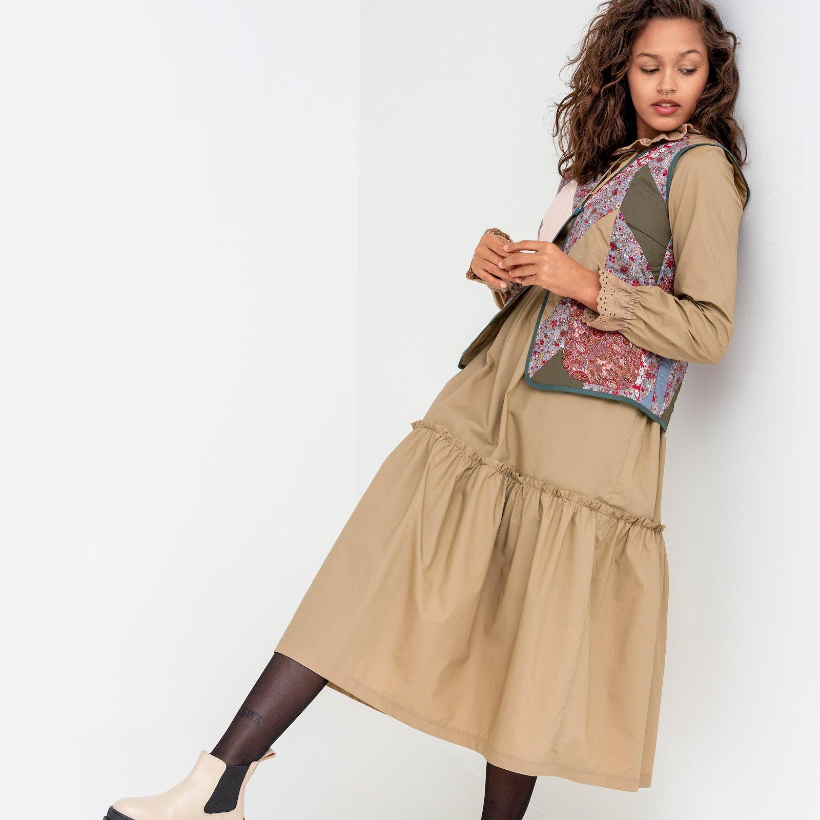 Smock dress, 38/10 p23159_540120_22216__sskit