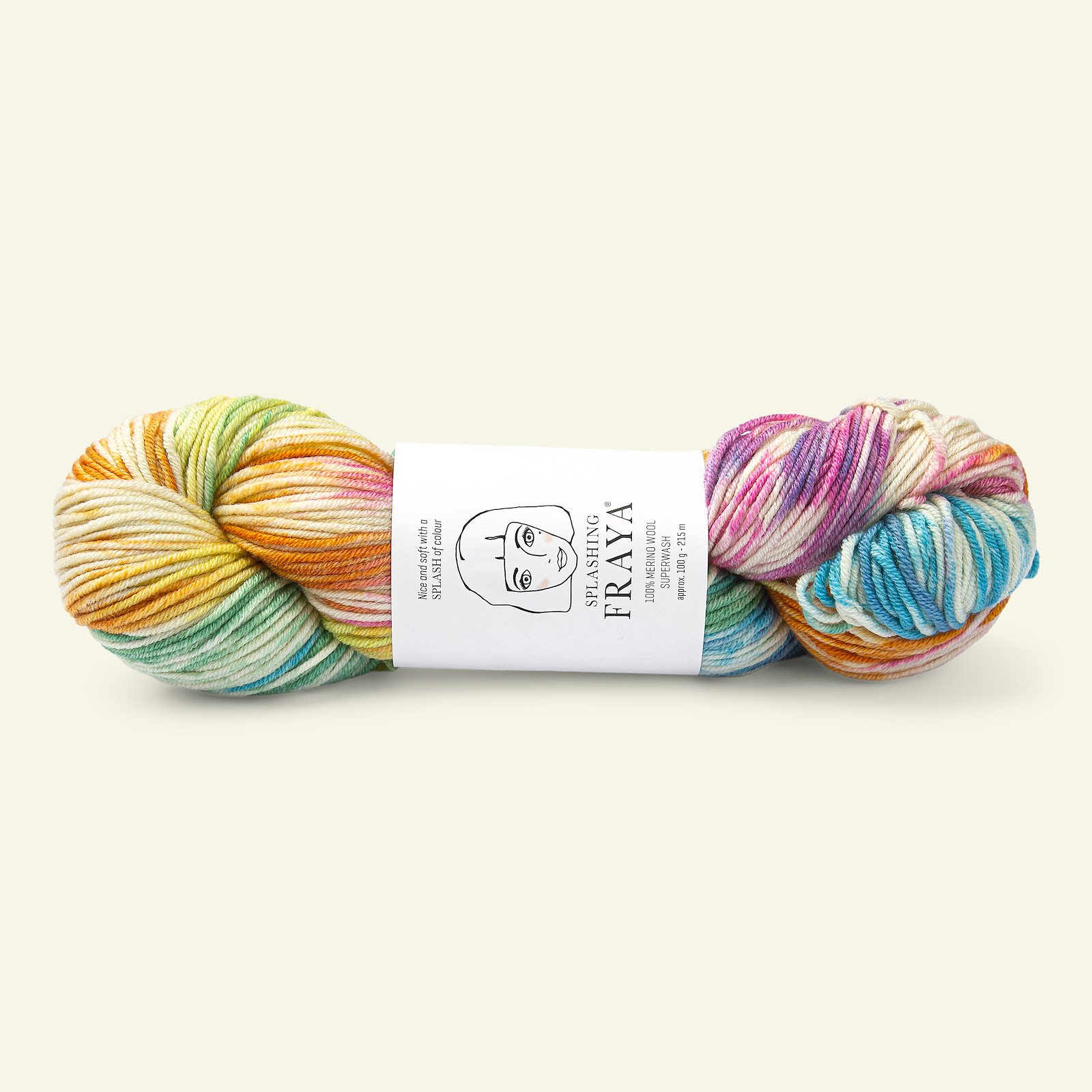 Splashing 100g, multicolor mix 90000124_pack