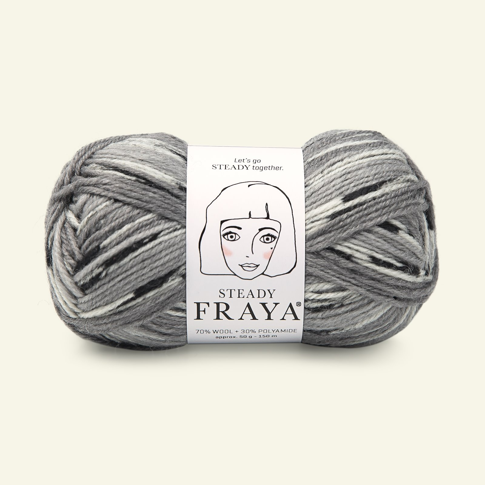 Steady grey mix 50g 90053299_pack