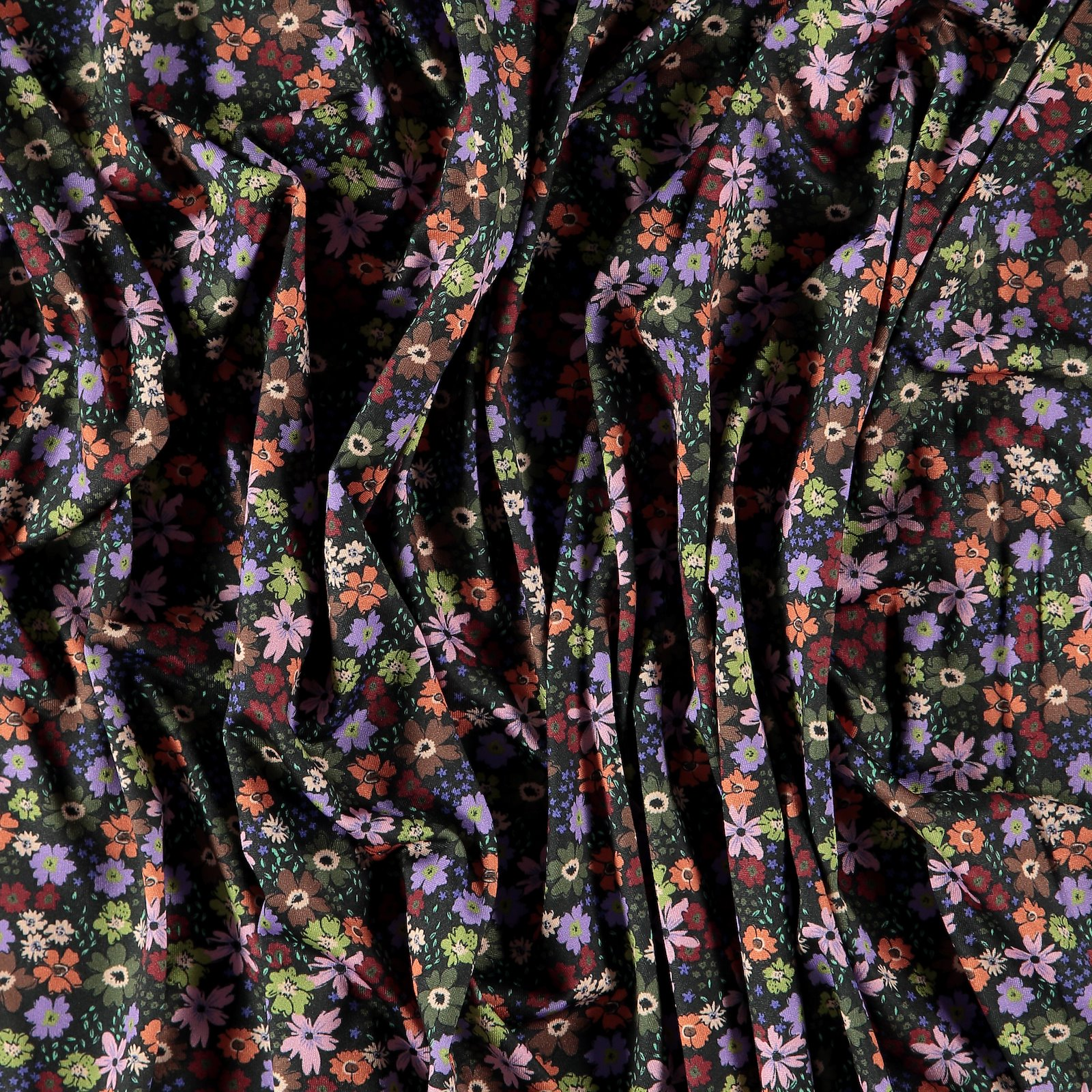 Stretch crepe jersey w. multicol flowers 260000_pack