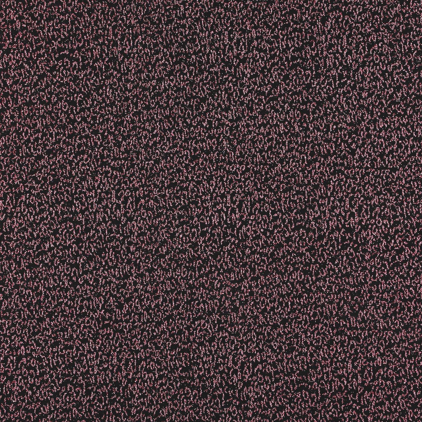 Stretch crepe jersey w pink leo glitter 272802_pack_sp