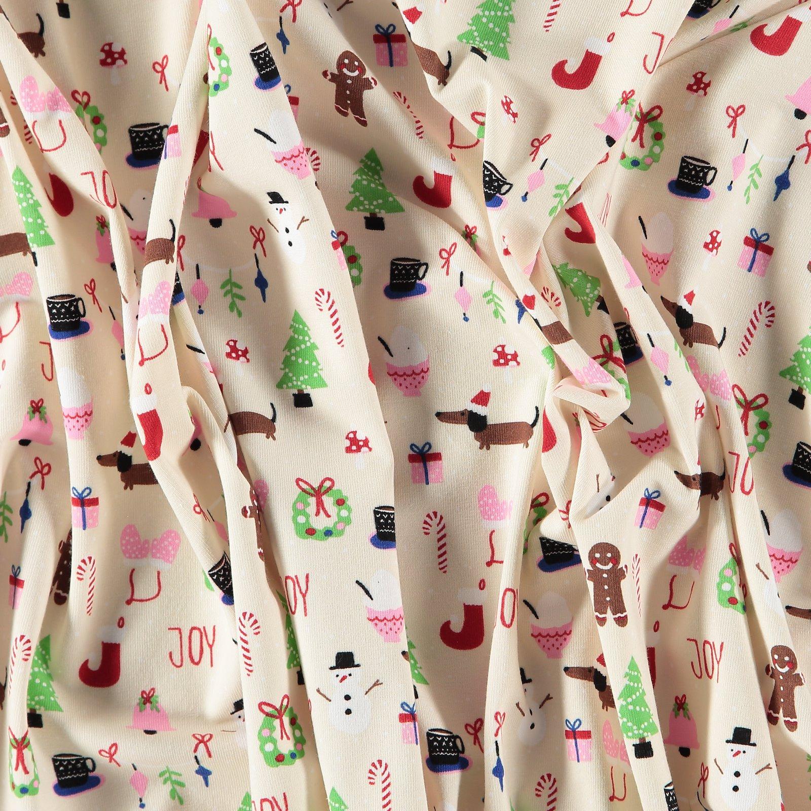 Stretch-Jersey, Natur, Weihnachtsfiguren 272623_pack