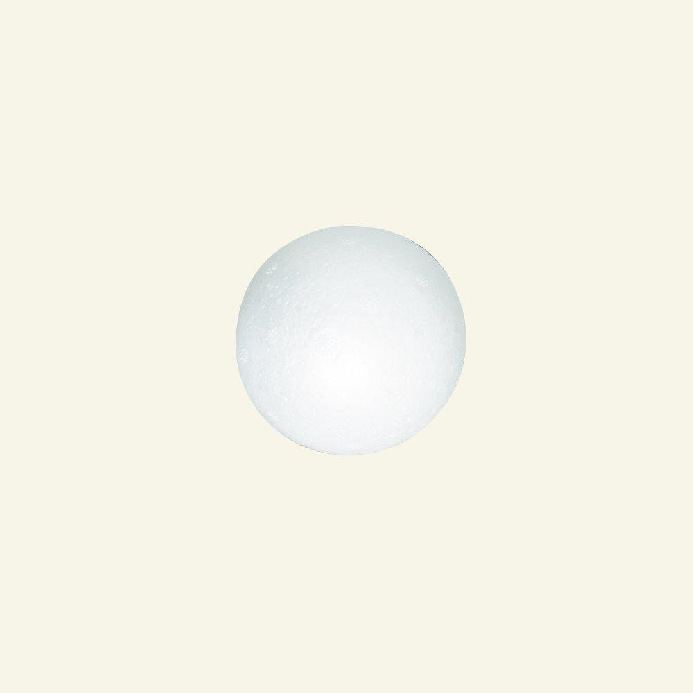 Styrofoam ball 70mm 39005_pack