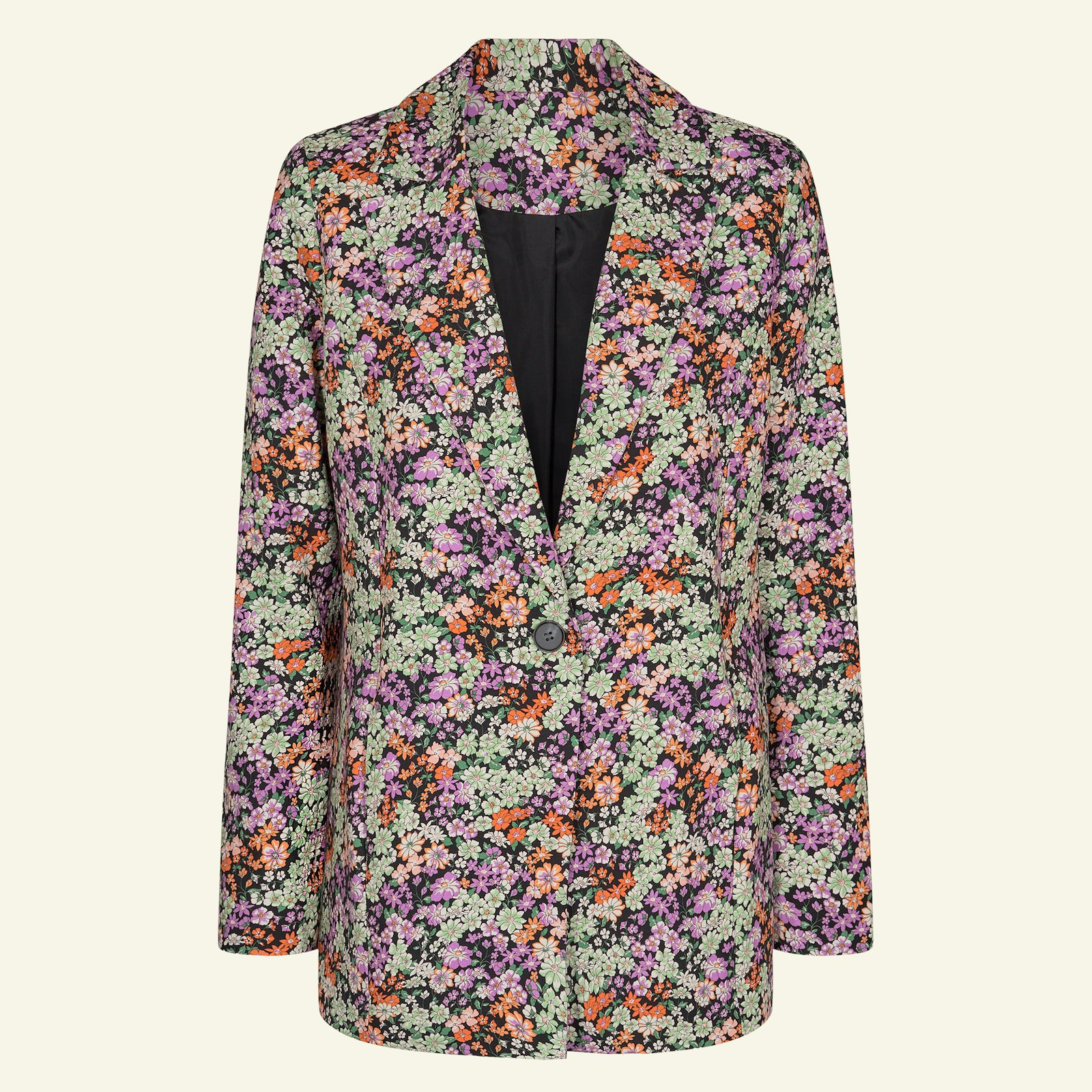 Suit jacket with lining p24048_701083_5043_40237_sskit
