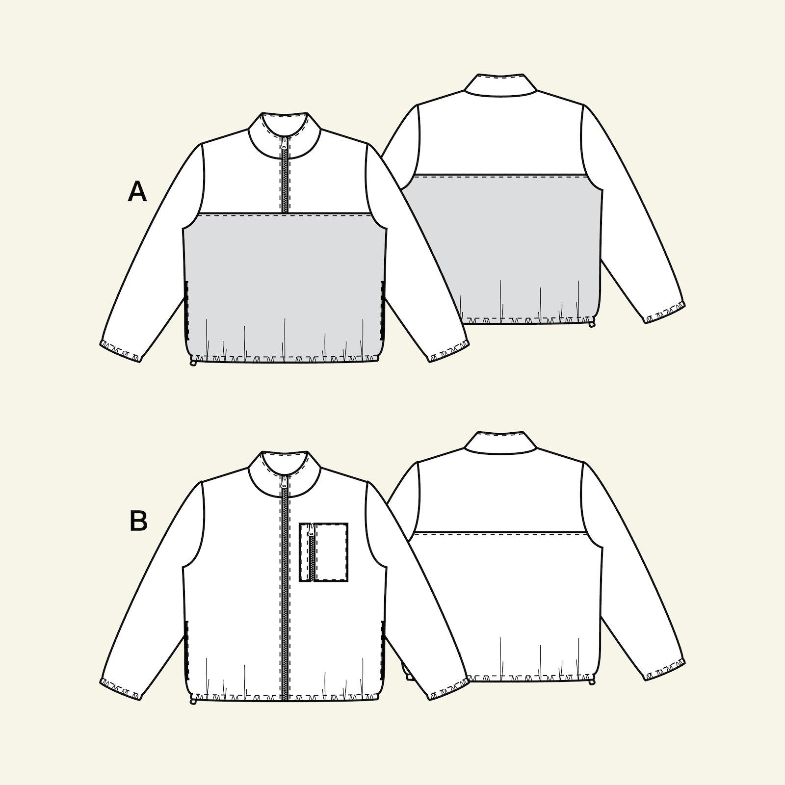 Sweatshirt und jacke p87004_pack
