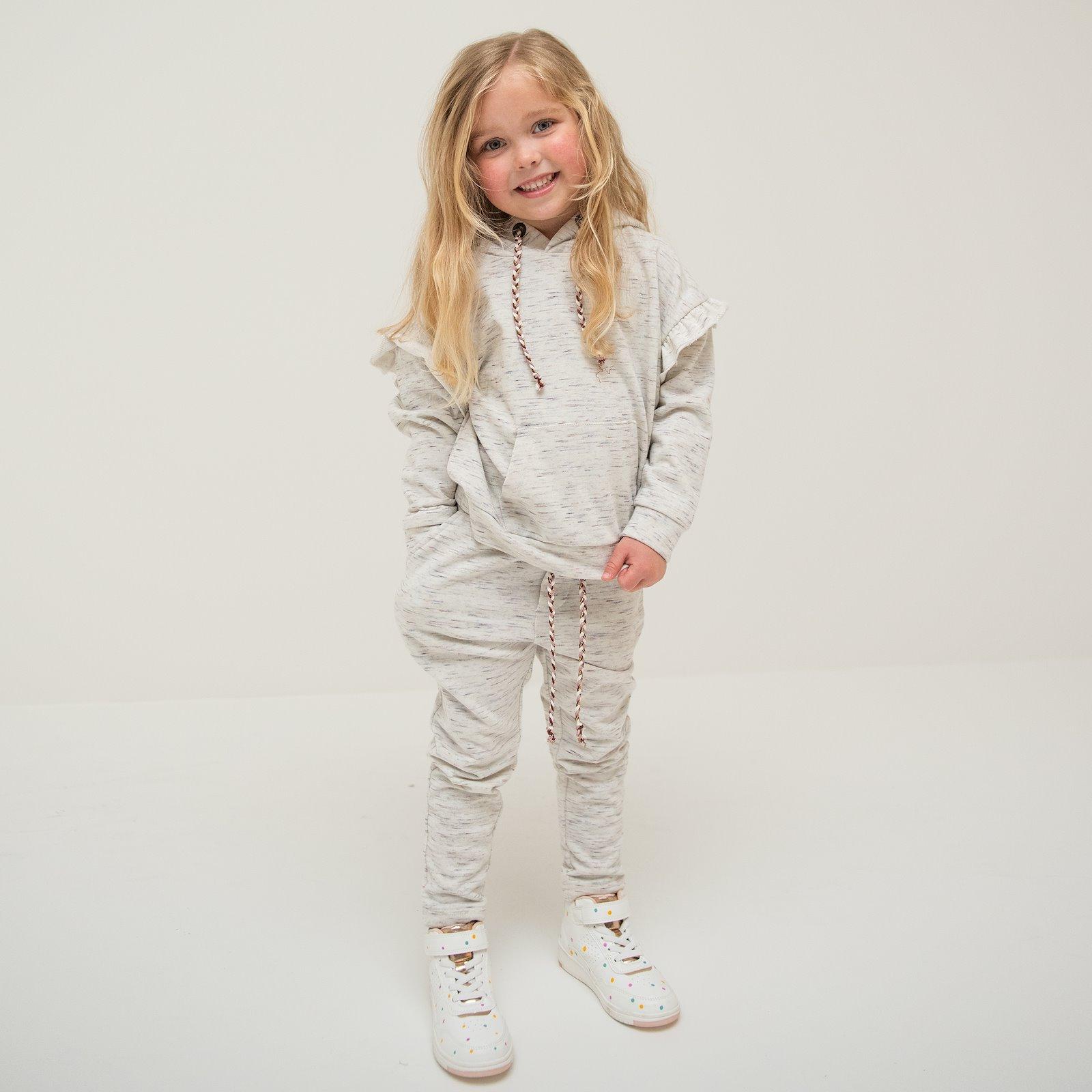 Sweatshirt w. hood + pocket, 134/9y p62020_211789_43694_22415_p60034_sskit