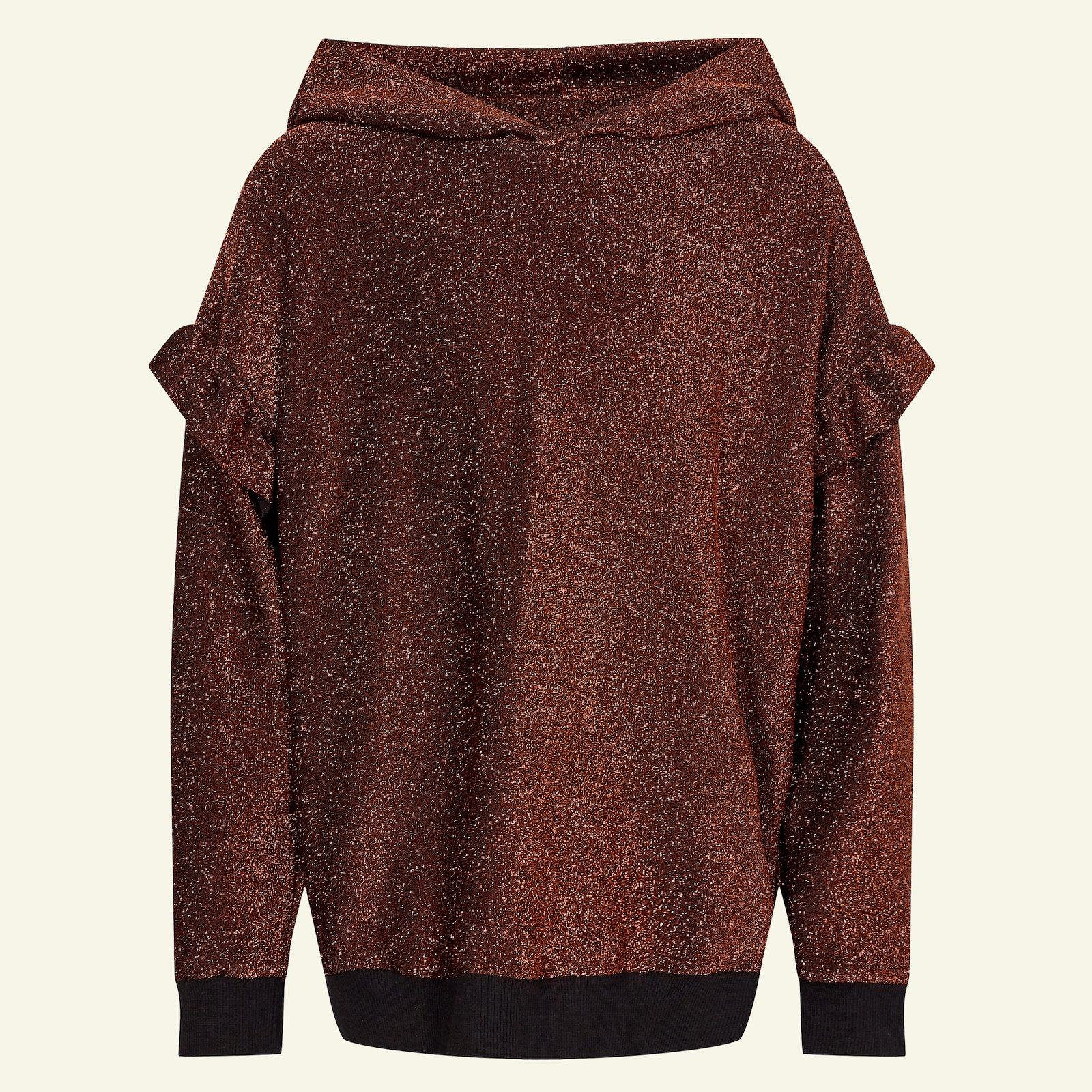 Sweatshirt w. hood + pocket, 134/9y p62020_272529_272436_sskit