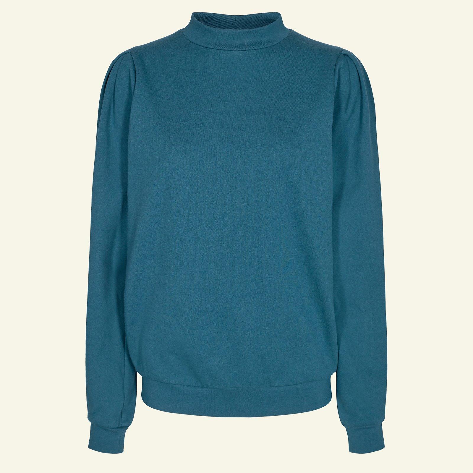 Sweatshirt with puff sleeves, M p22074_211775_230657_sskit