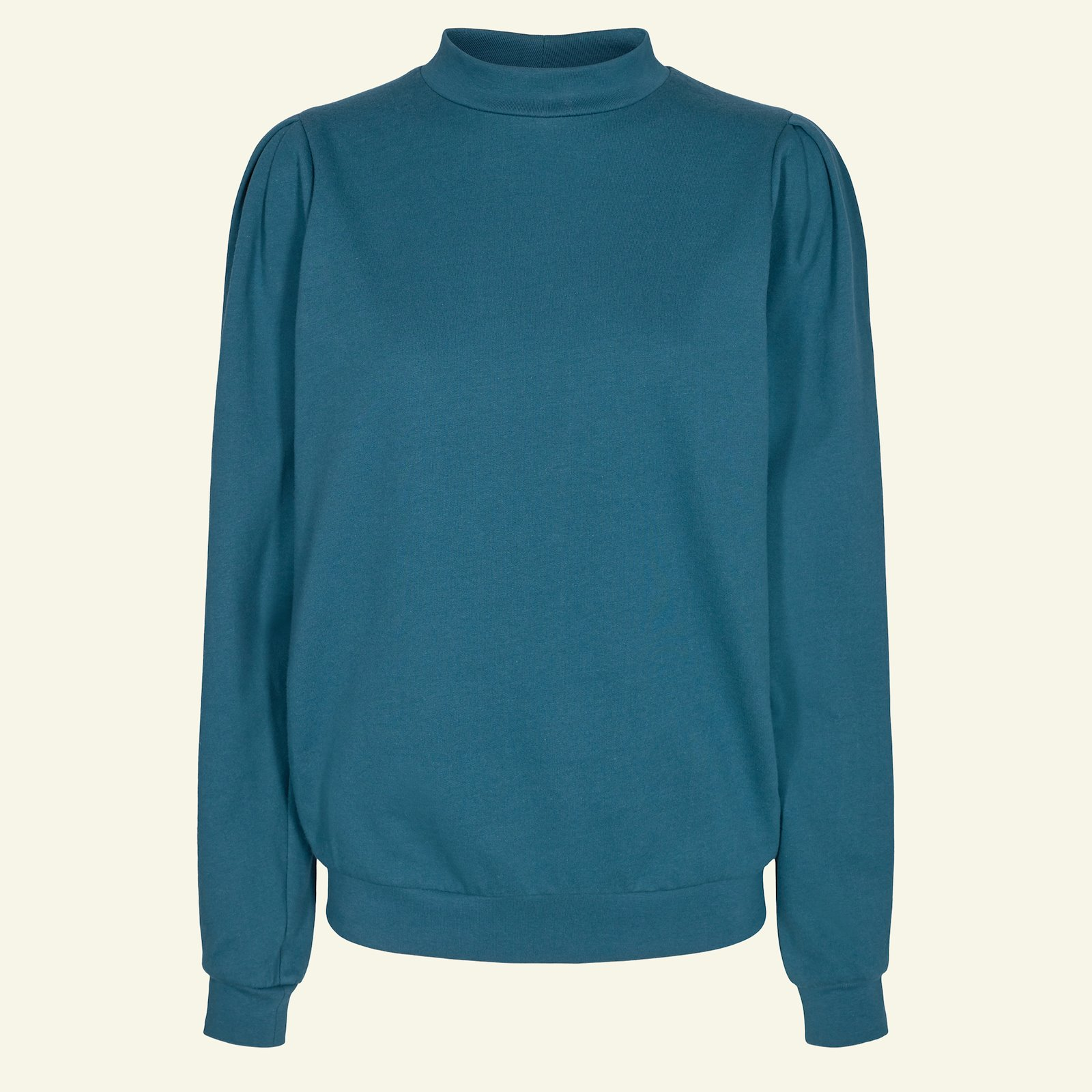 Sweatshirt with puff sleeves, S p22074_211775_230657_sskit