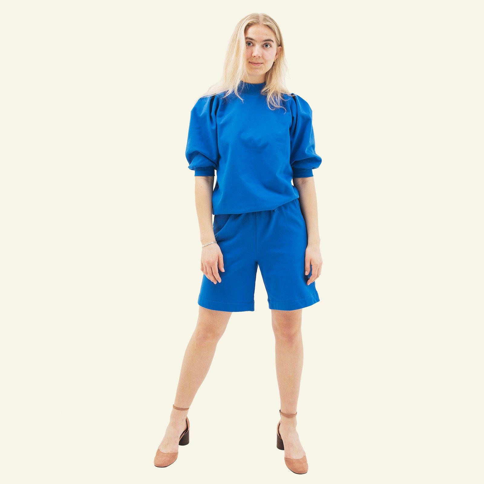 Sweatshirt with puff sleeves, S p22074_p20051_211744_230604_bundle