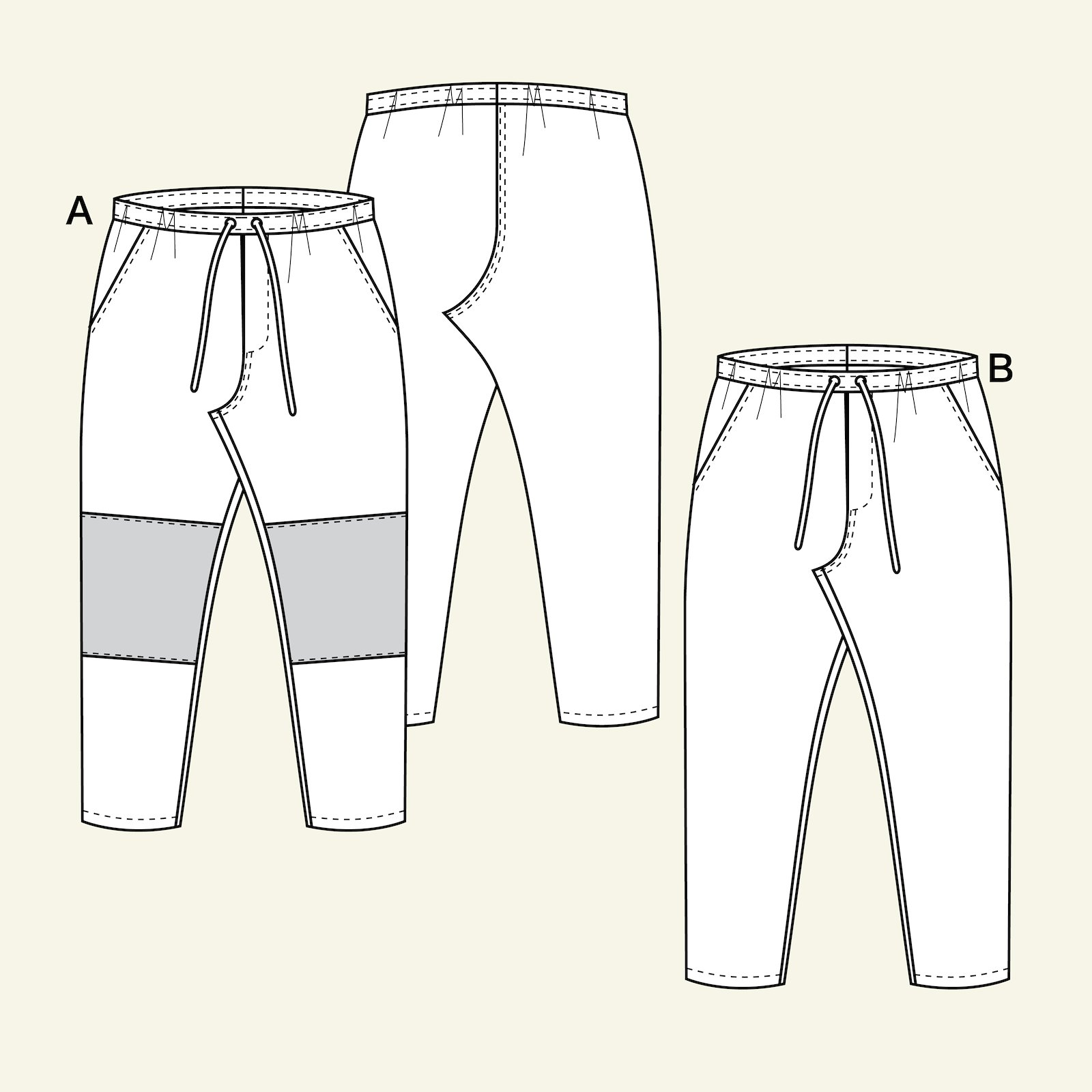 Trousers, 140/10y p60035_pack