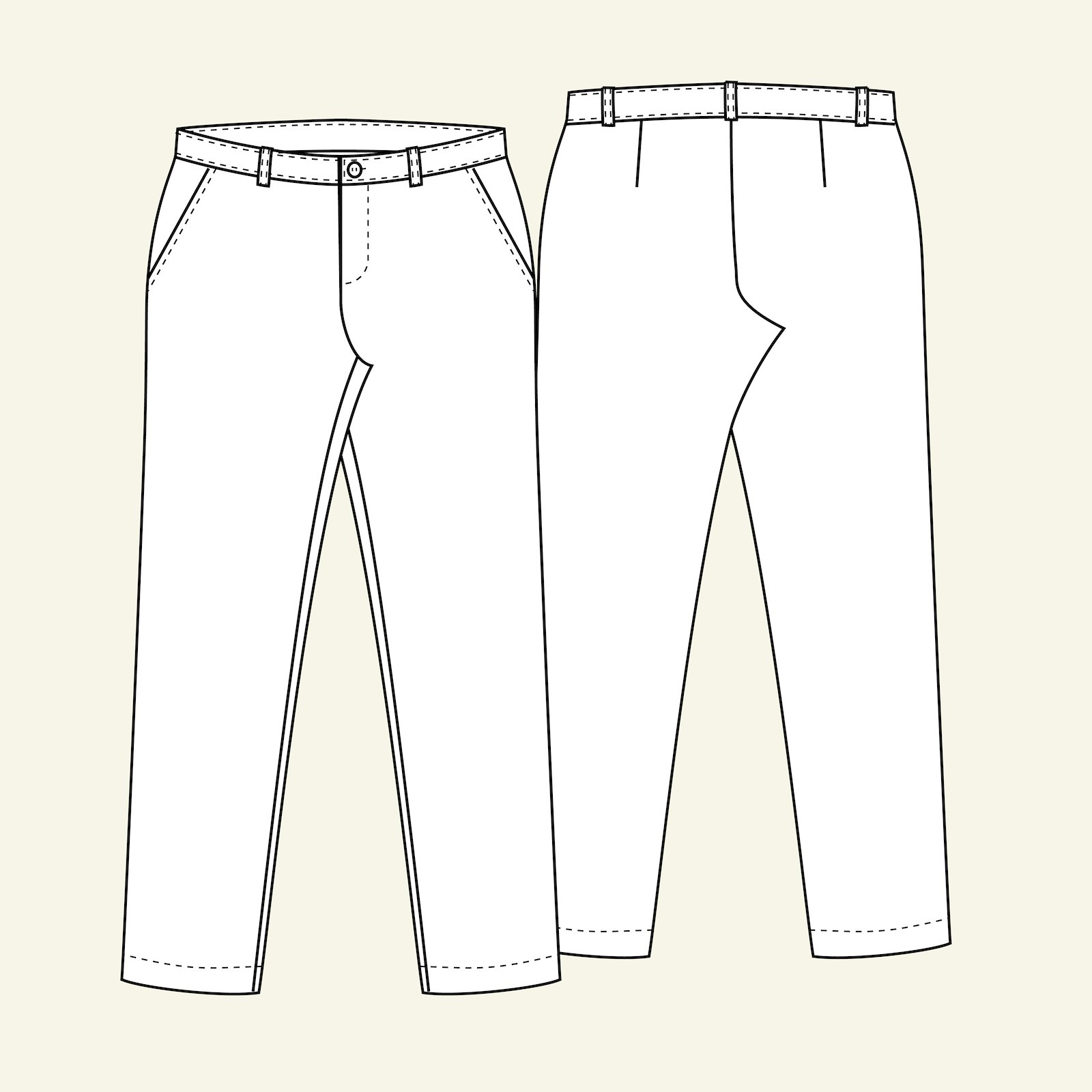 Trousers, 34/6 p20033_pack