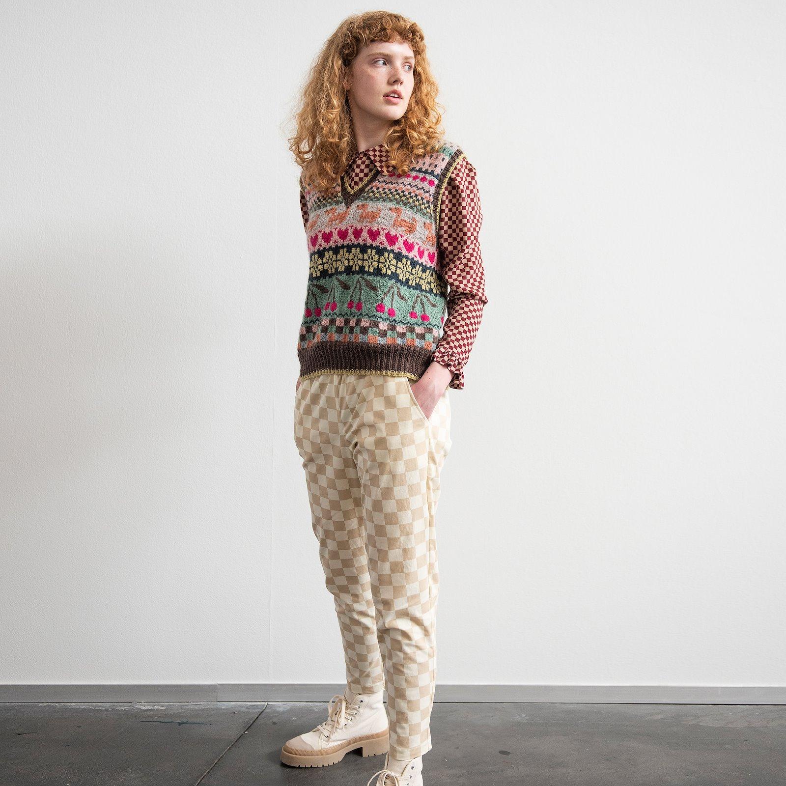 Trousers, 42/14 FRAYA2037_p22075_710666_p20042_420420_sskit