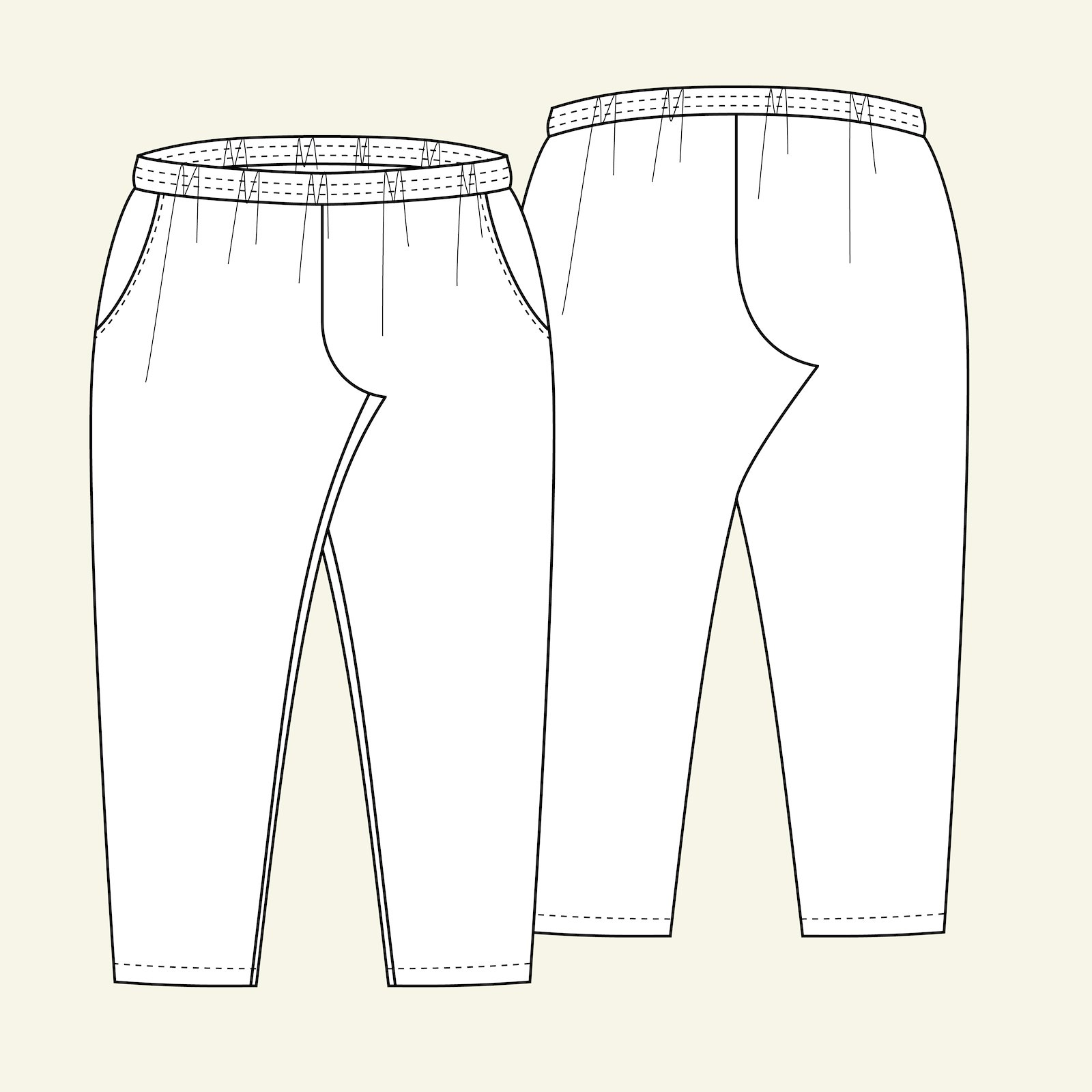 Trousers, 42/14 p20042_pack