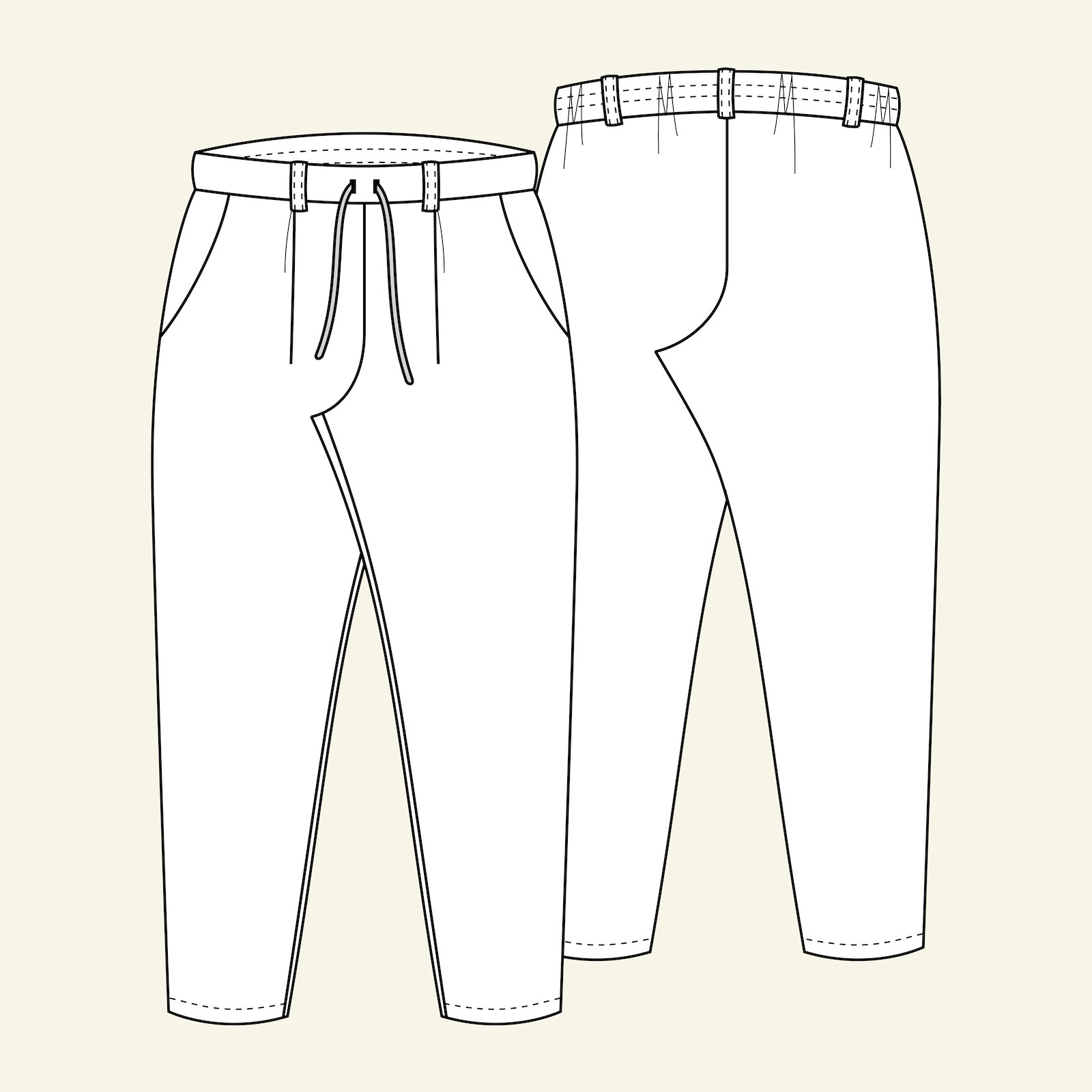 Trousers, 46/18 p20050_pack