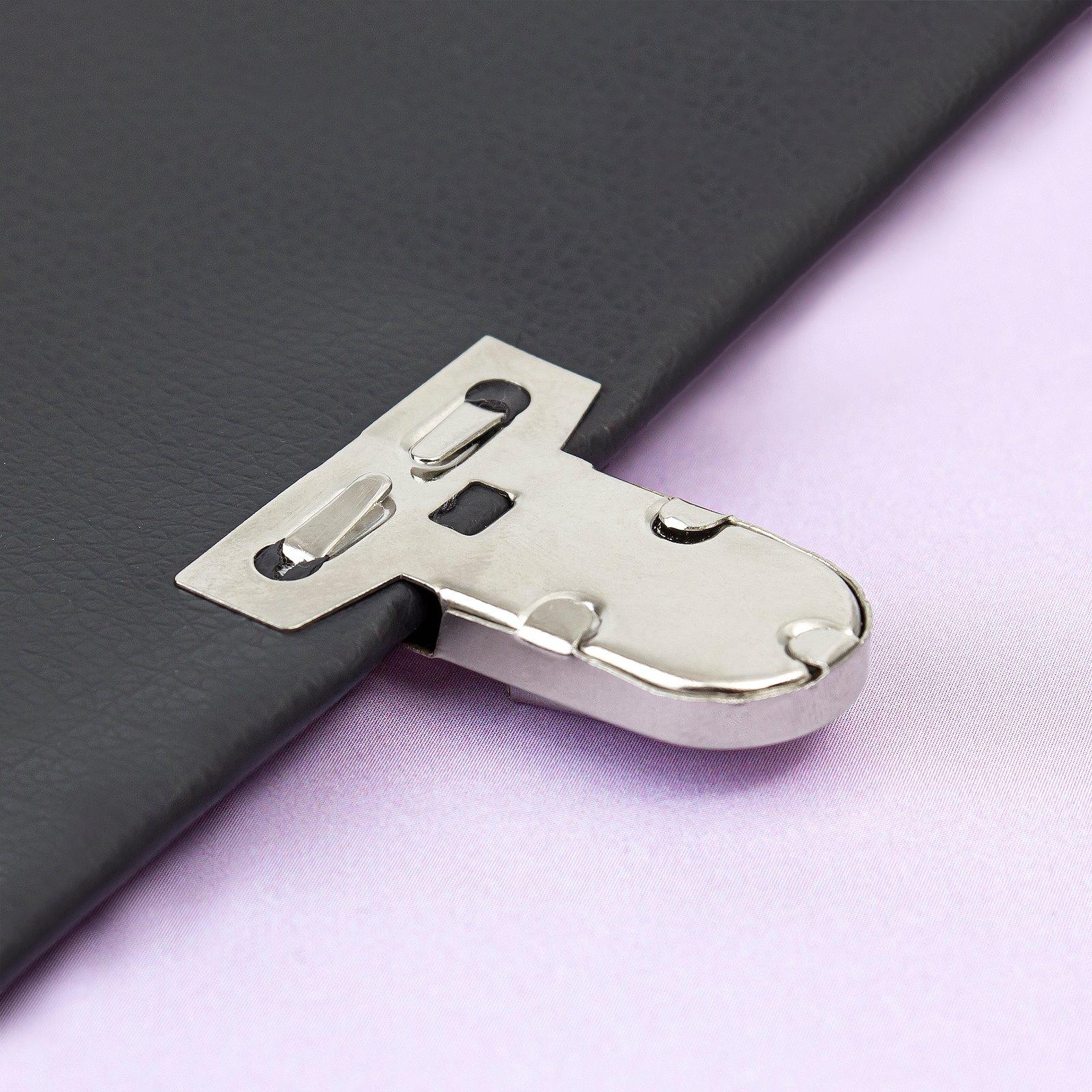 Tuck lock metal 32x36mm gold 1pc 43010_pack_d