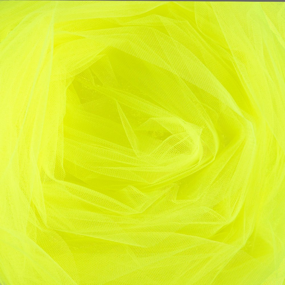 Tulle neon yellow 7795_pack_sp