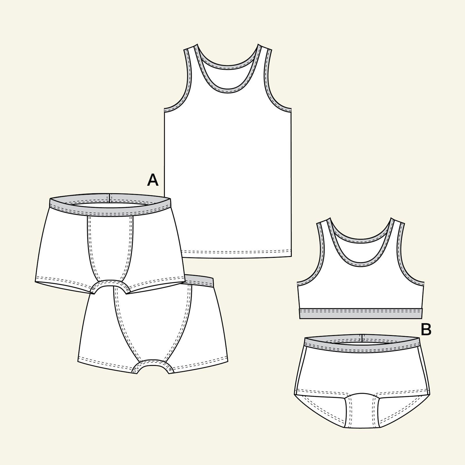 Underwear, 164/16y p66012_pack