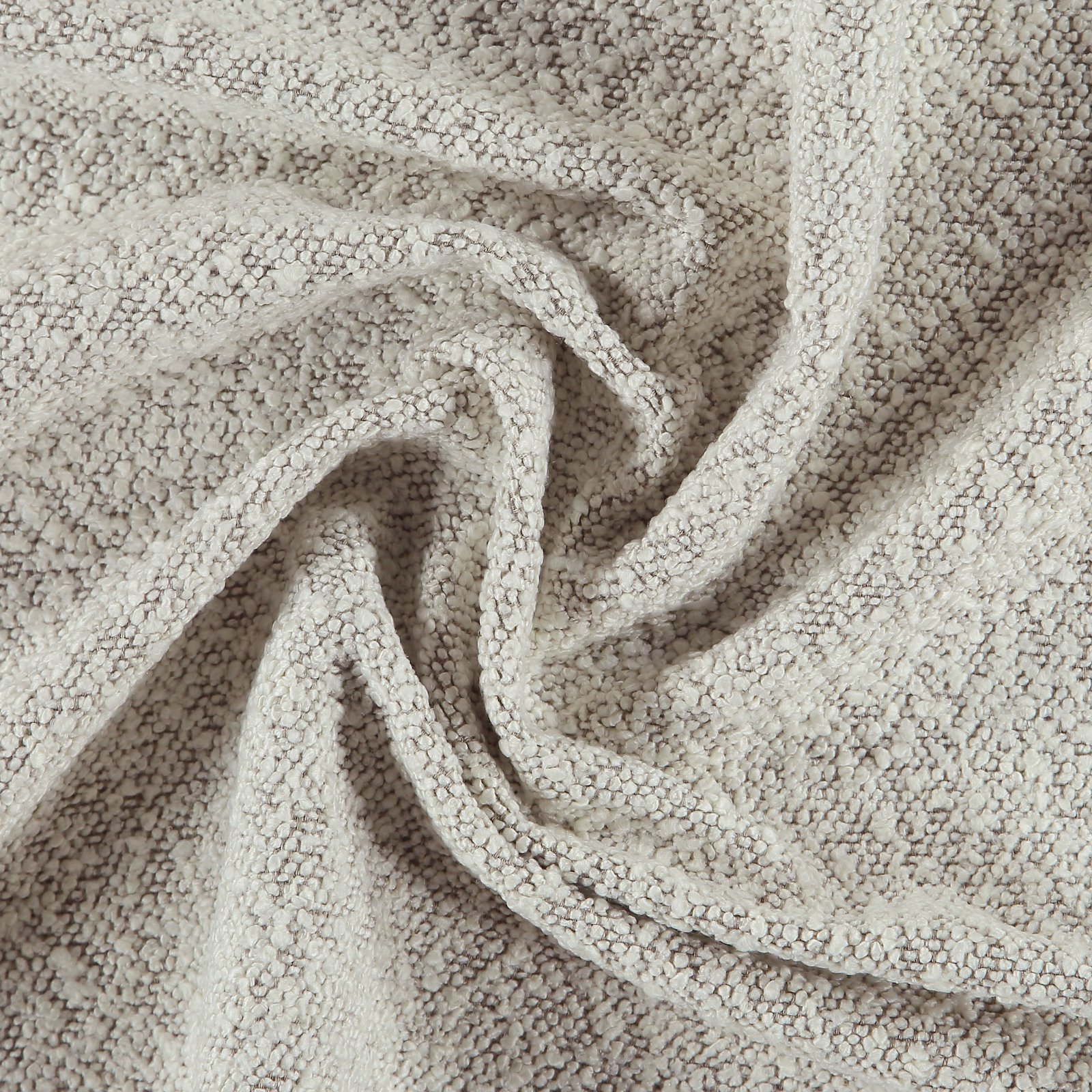 Upholstery boucle offwhite/putty melange 824161_pack