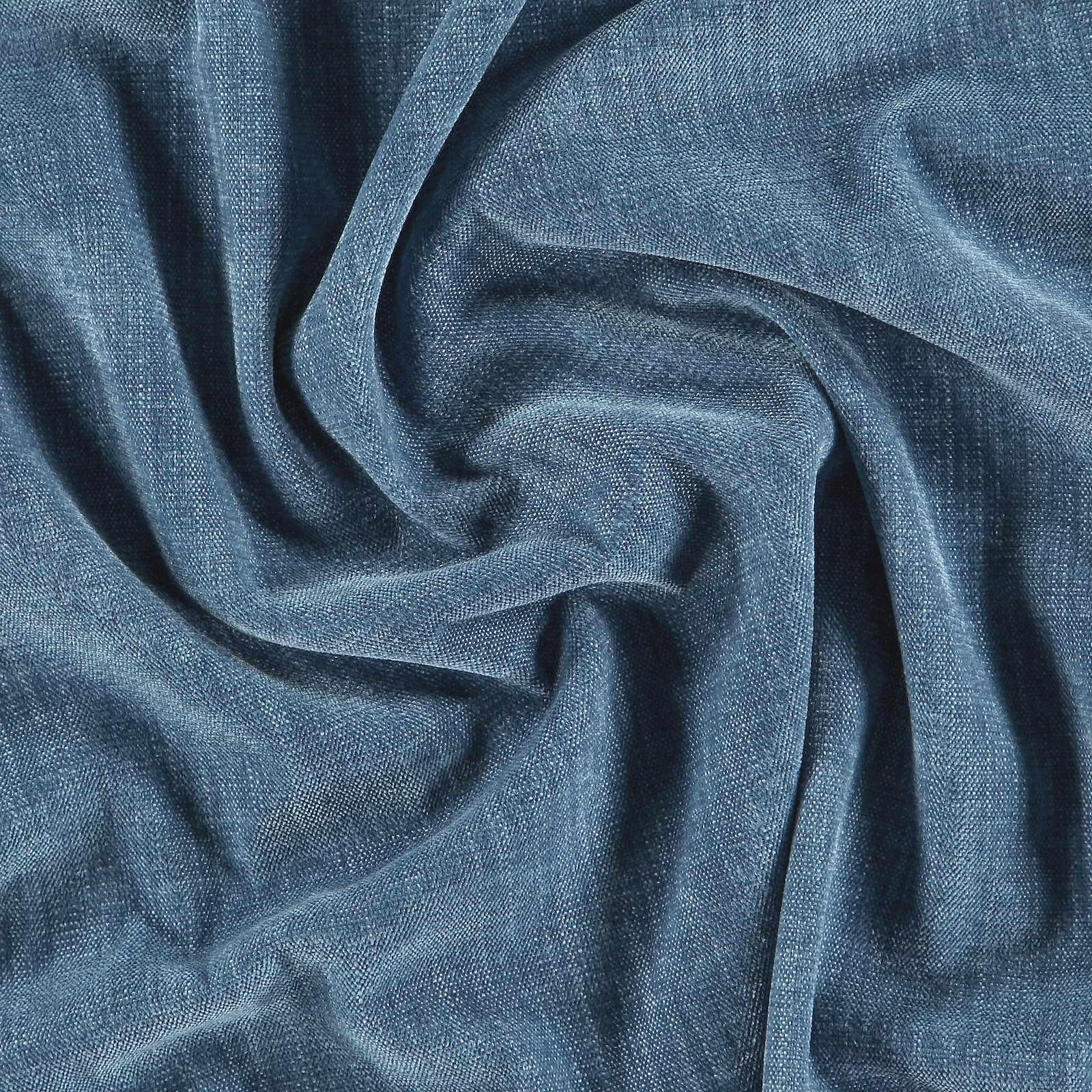 Upholstery chenille structure dusty blue 824160_pack