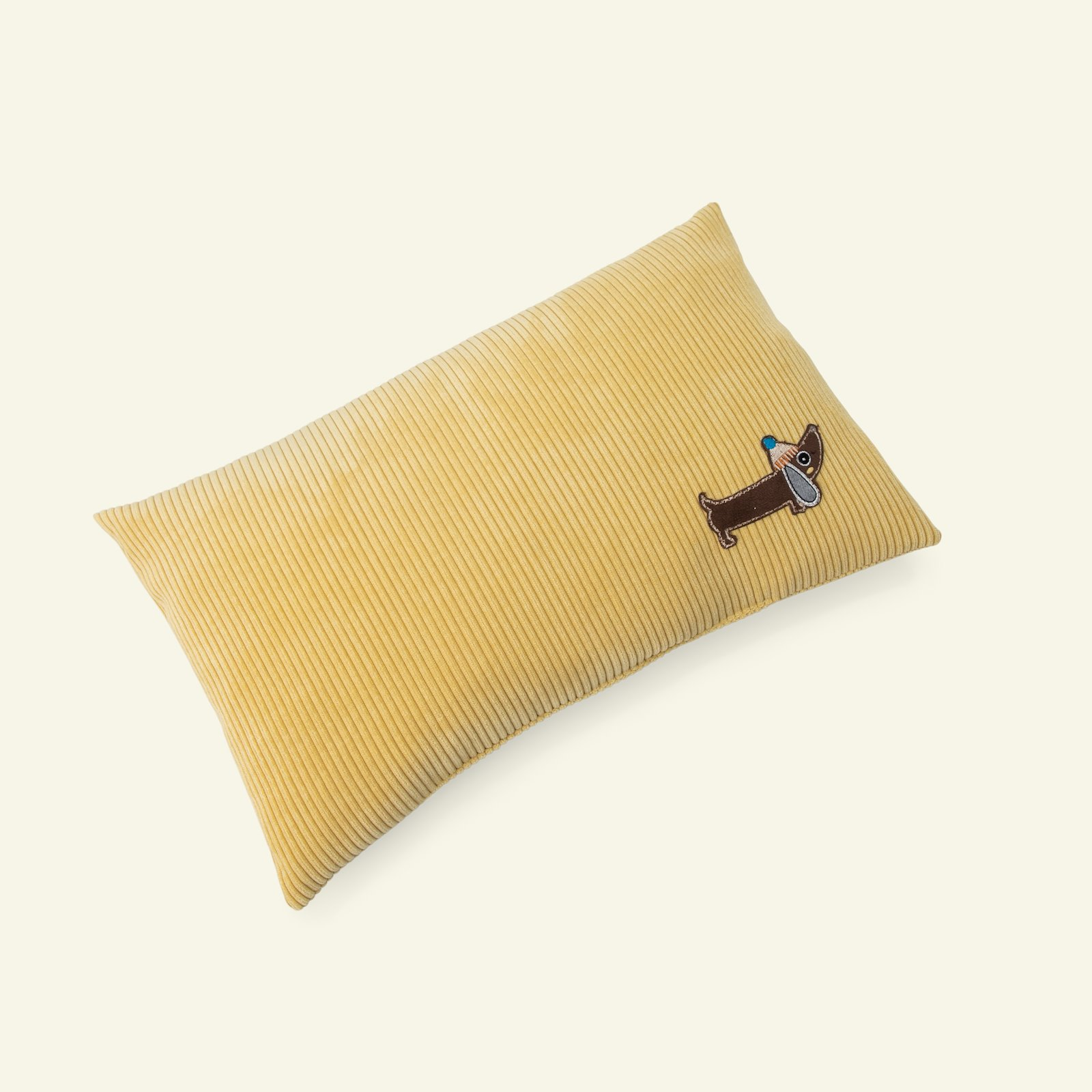 Upholstery corduroy 6 wales olive yellow 824154_24815_sskit