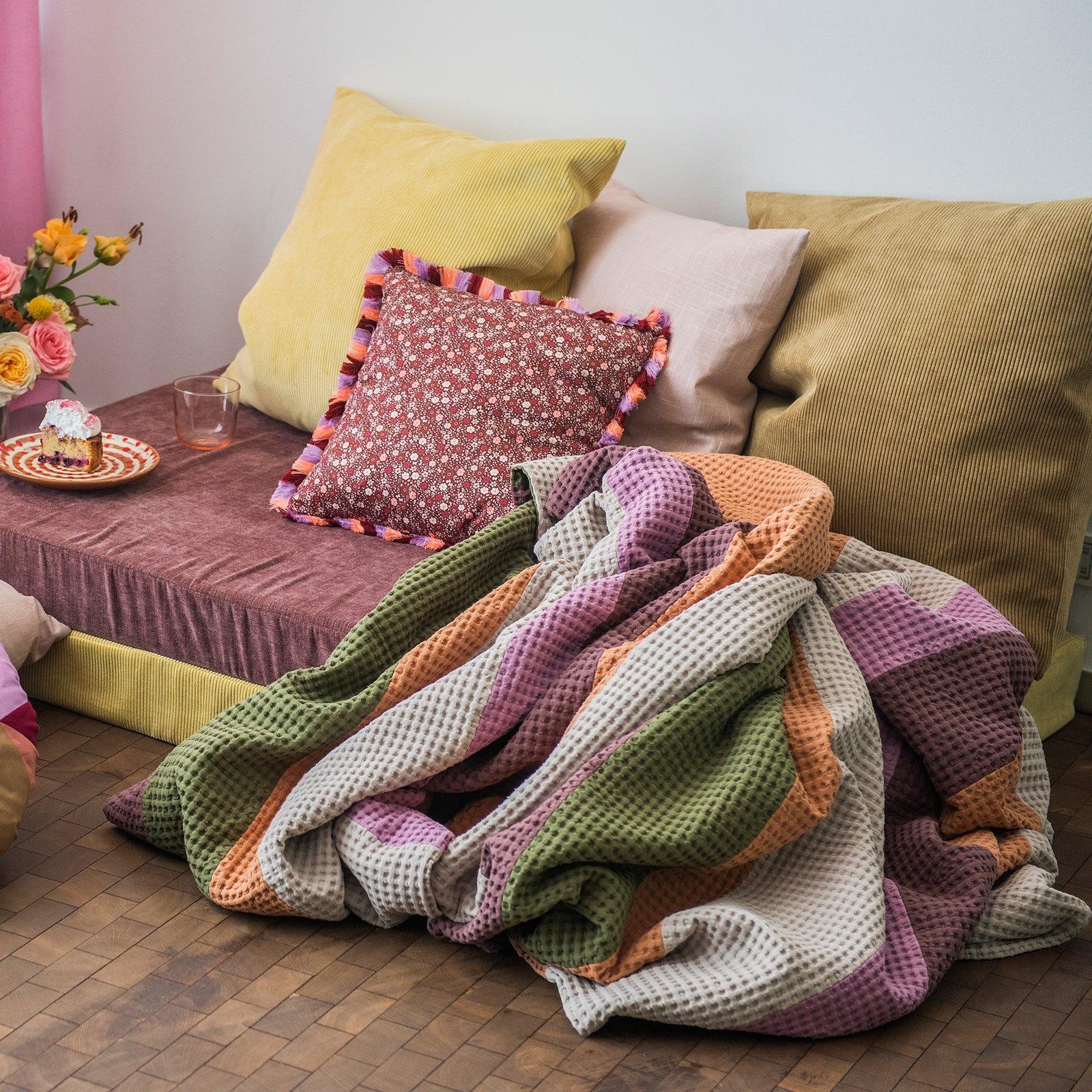 Upholstery corduroy 6 wales olive yellow 824154_850528_852214_824159_824155_816263_22363_bundle