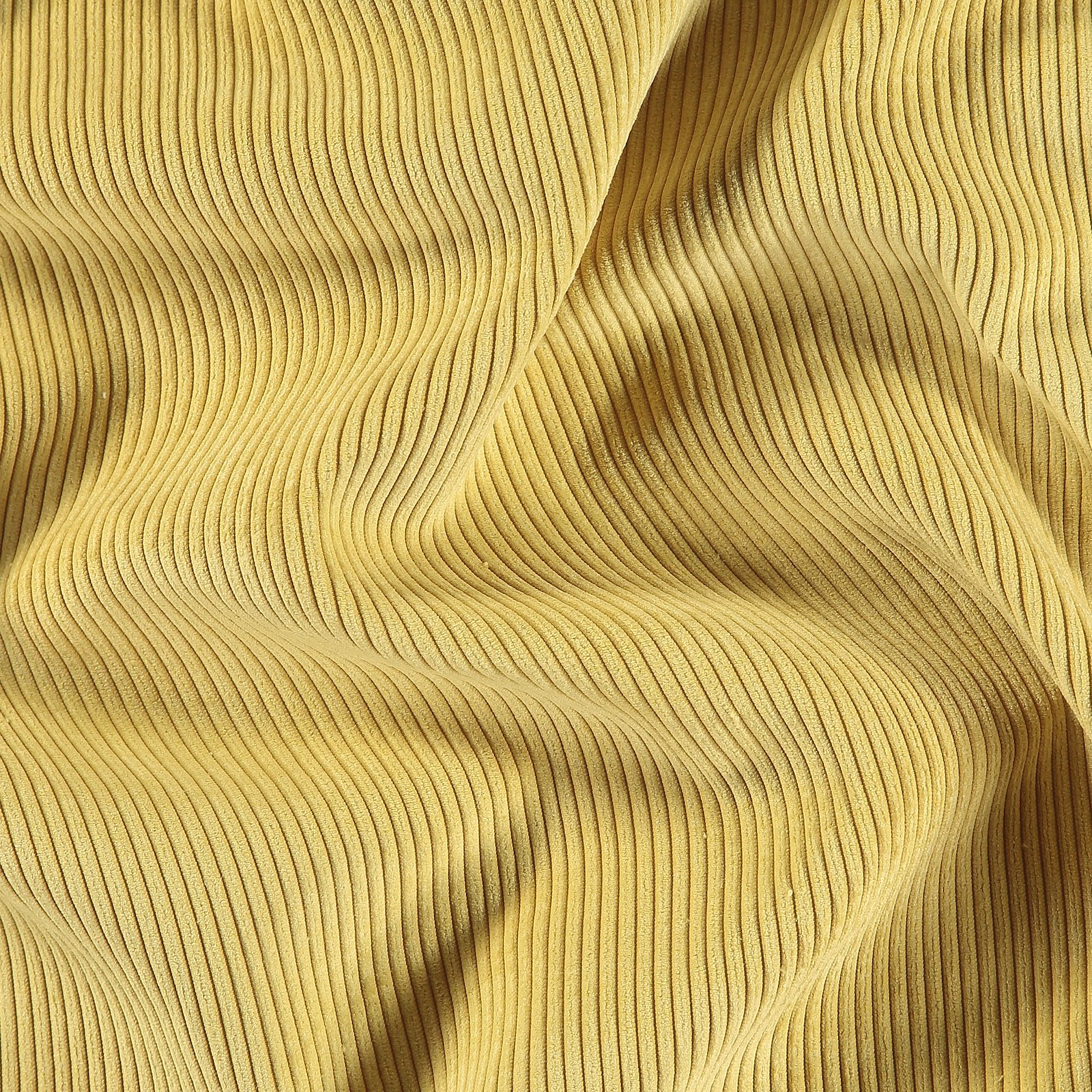 Upholstery corduroy 6 wales olive yellow 824154_pack