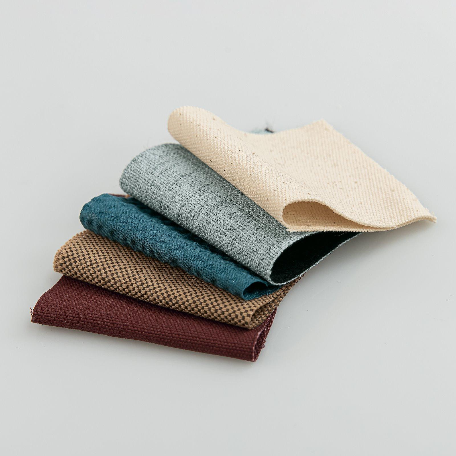 Upholstery fabric w/backing dusty aqua 780190_824050_580069_780545_780538_bundle