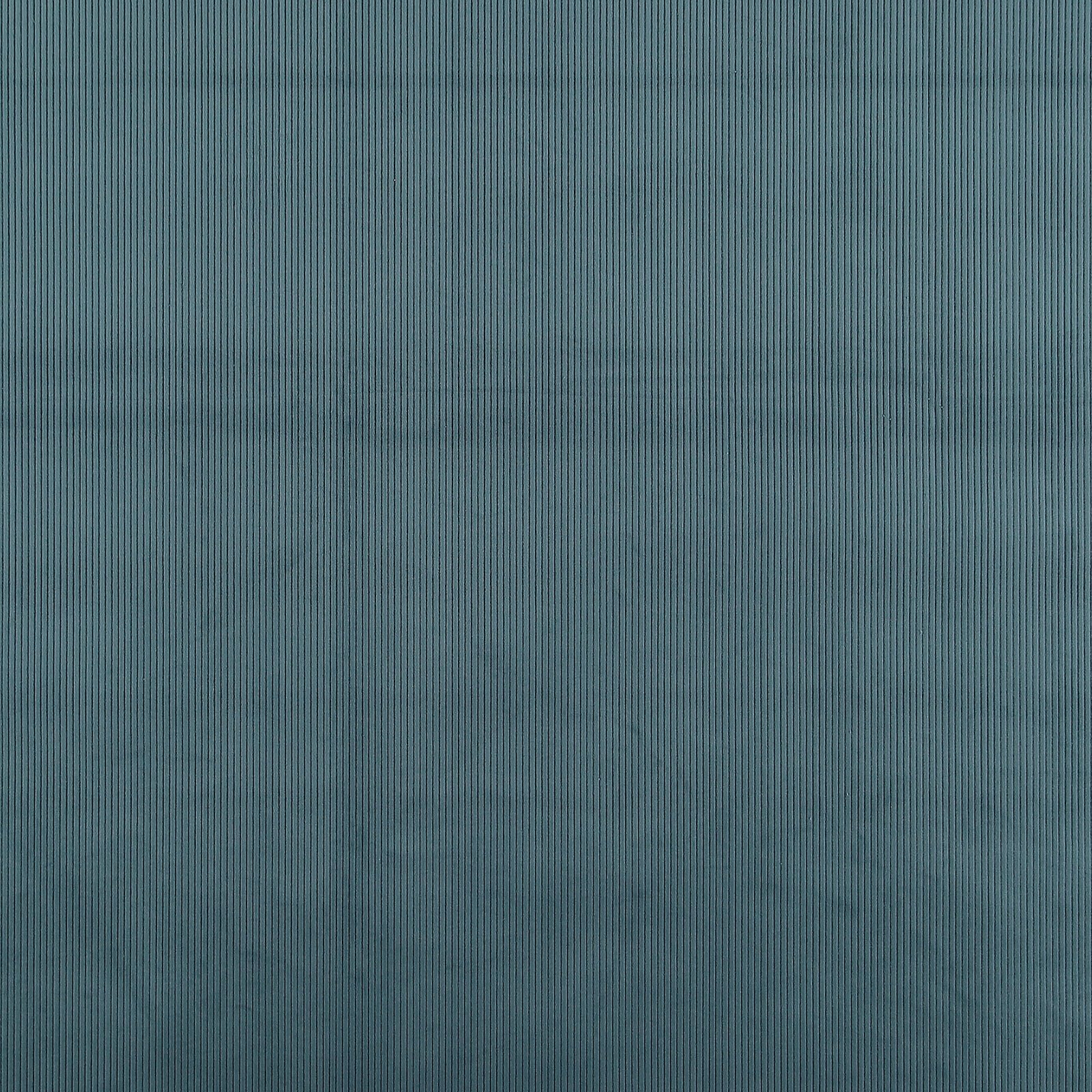 Upholstery micro corduroy 6 wales petrol 823931_pack_solid