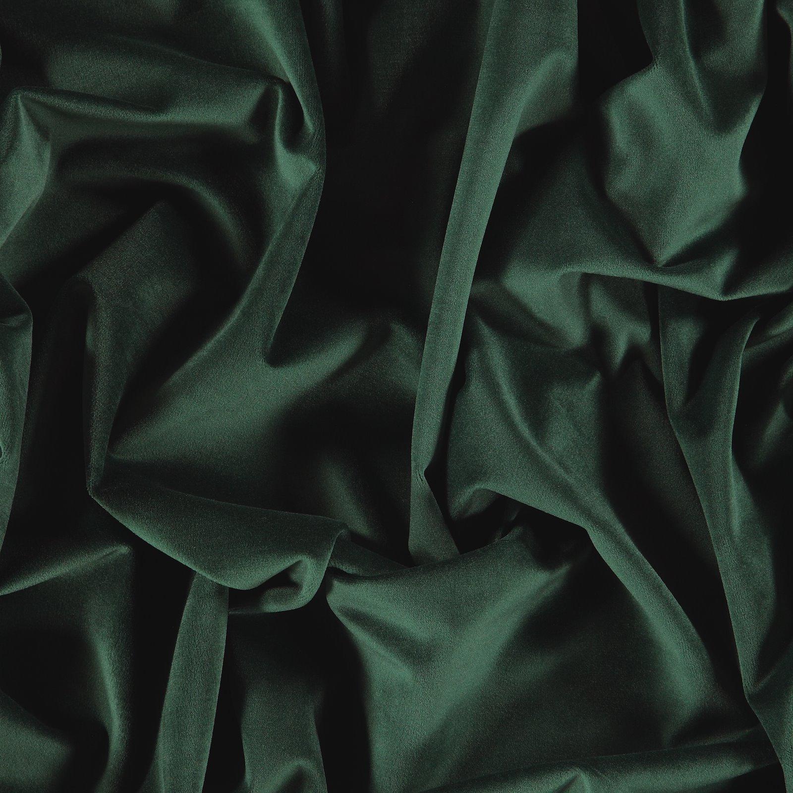 Upholstery shiny velvet emerald green 823724_pack