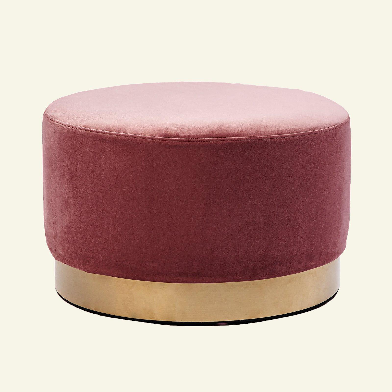 Upholstery shiny velvet light fuchsia 823829_sskit