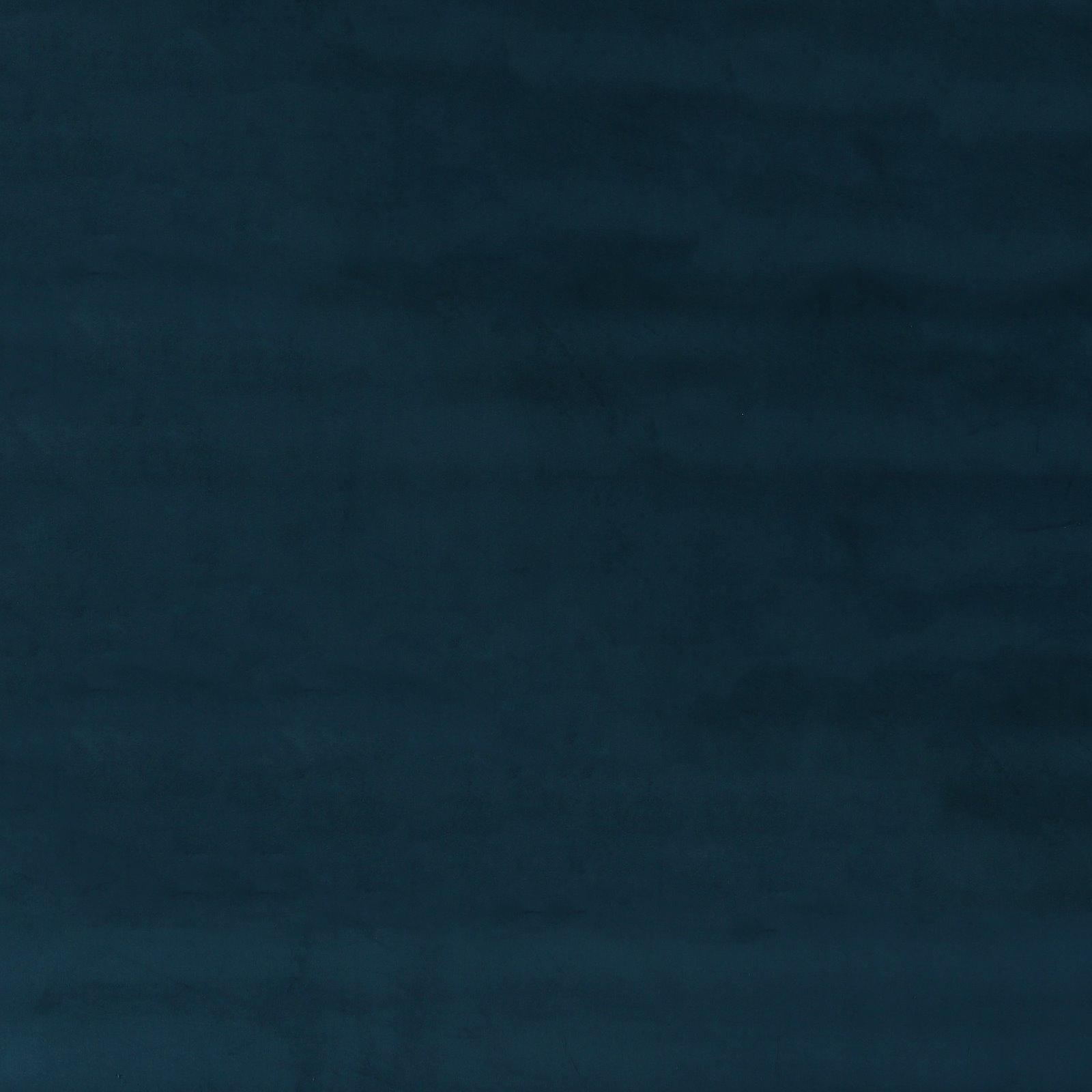 Upholstery shiny velvet petrol blue 824056_pack_solid