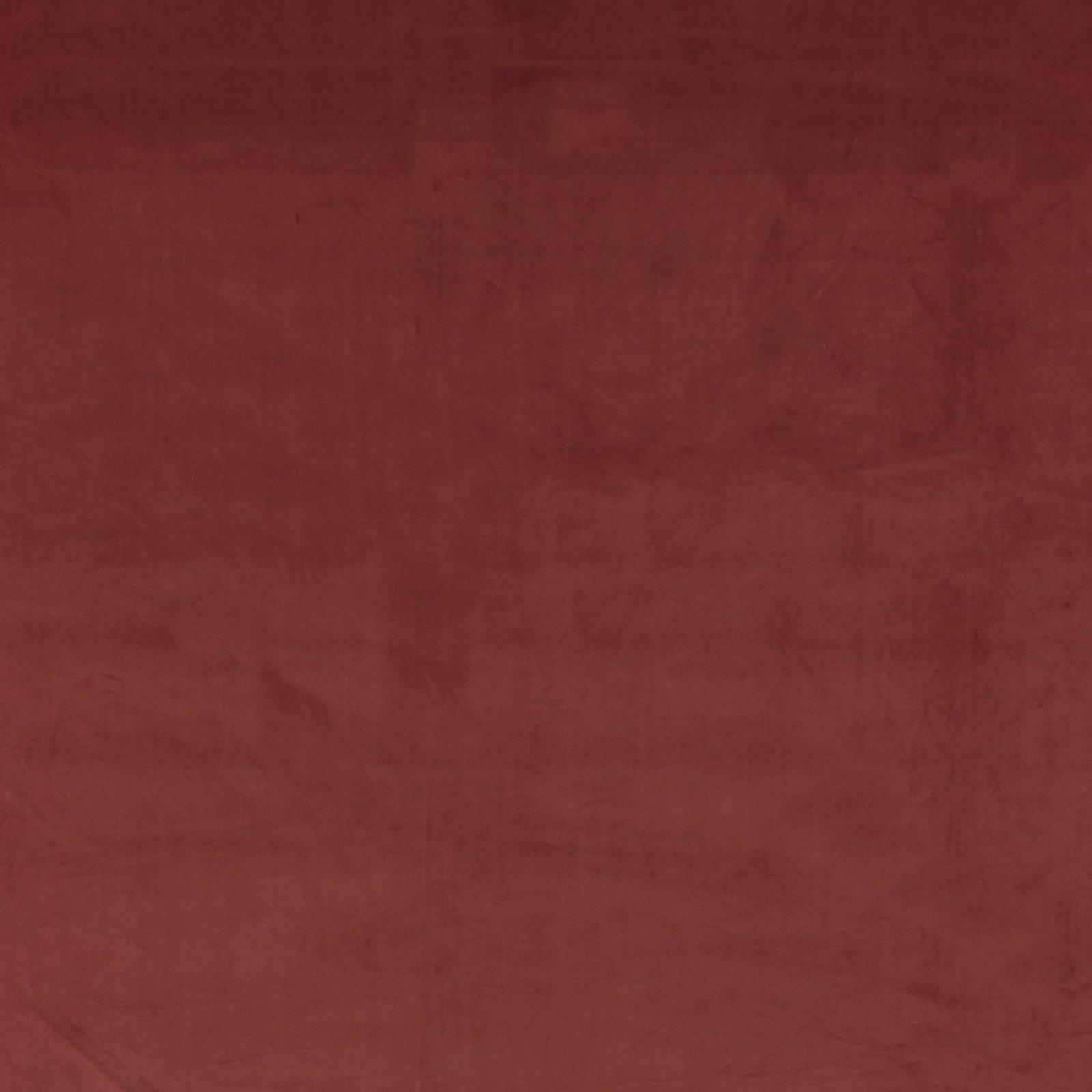 Upholstery shiny velvet rouge 823695_pack_solid