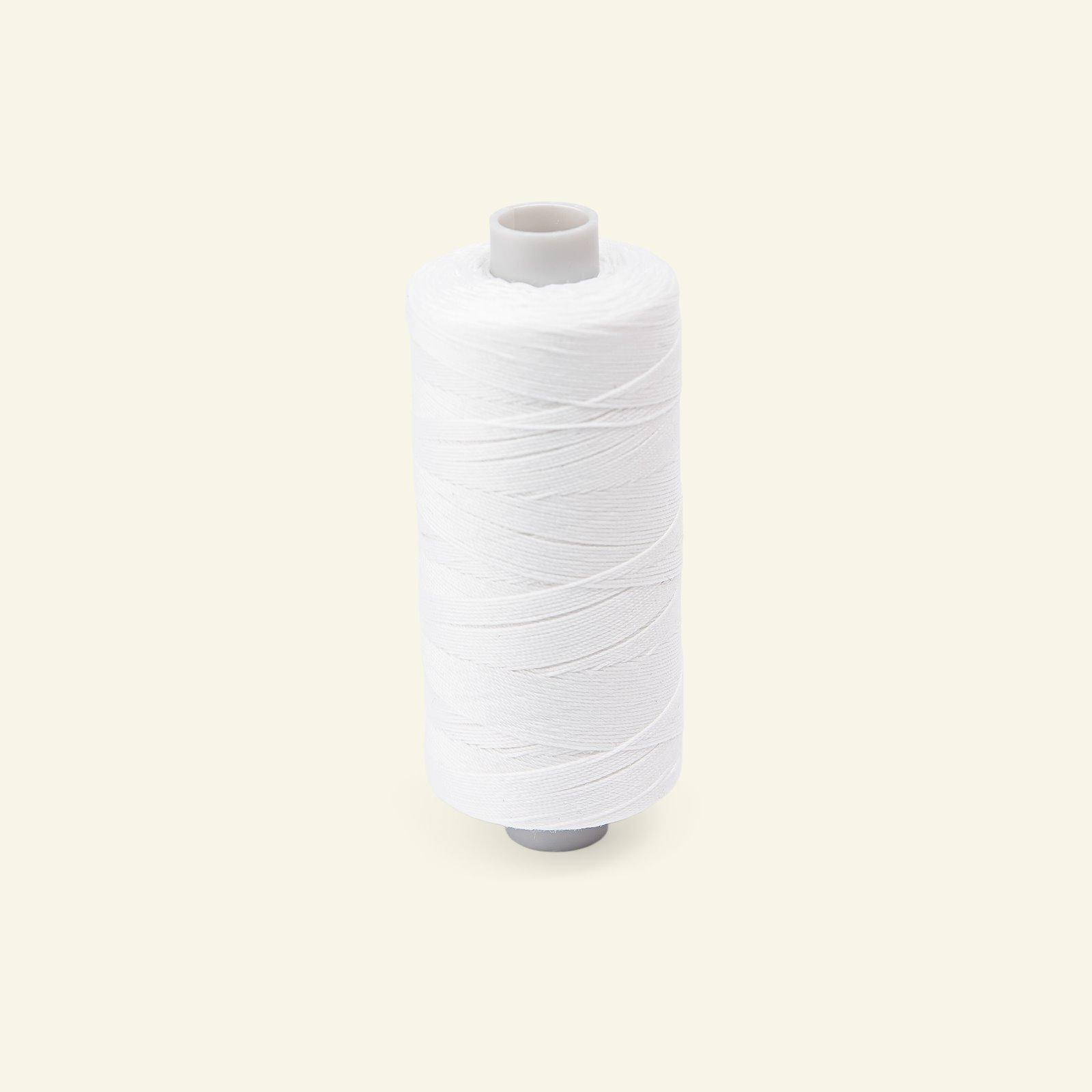 Upholstery thread white 300m 16001_pack