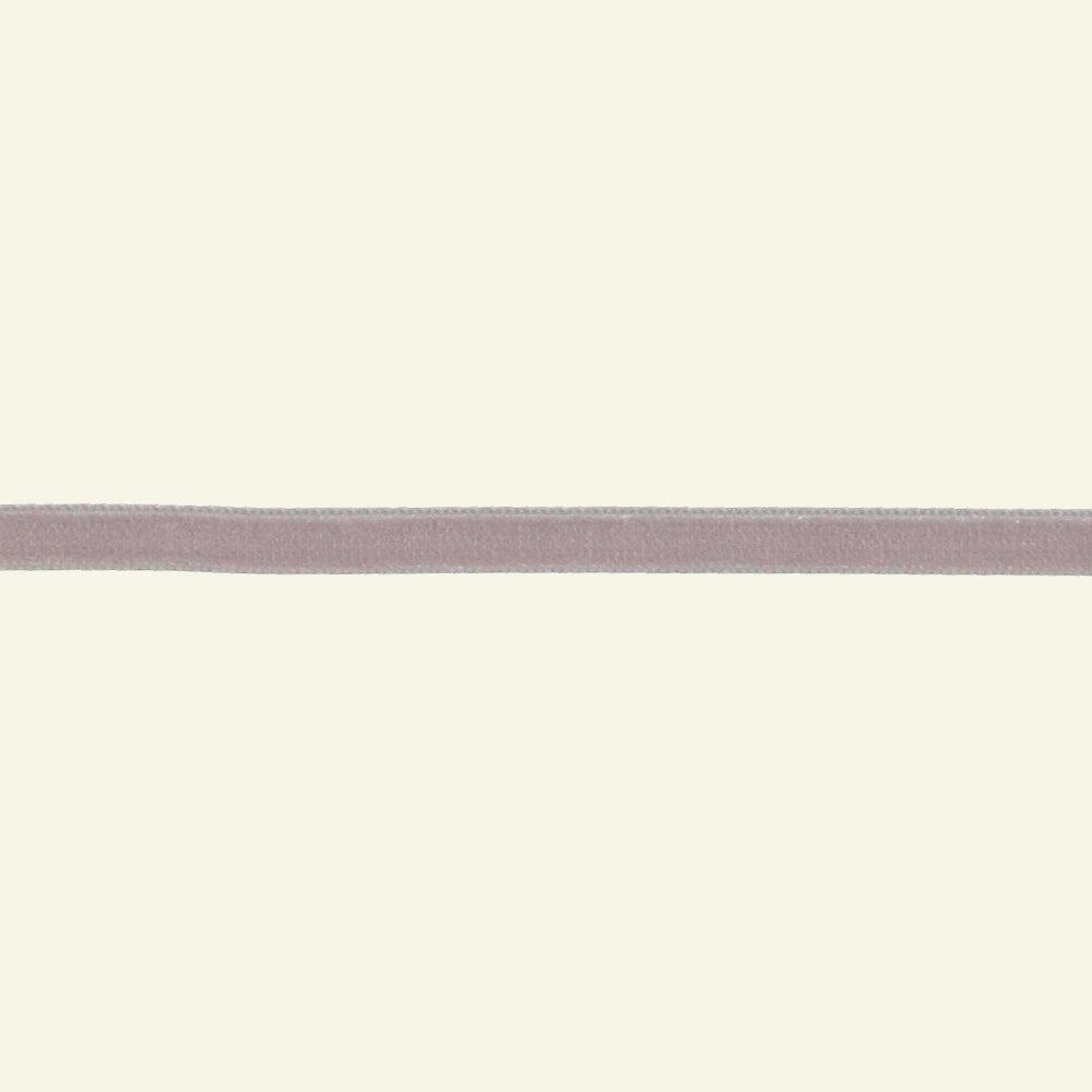 Velvet ribbon 7mm light purple 3m 26018_pack