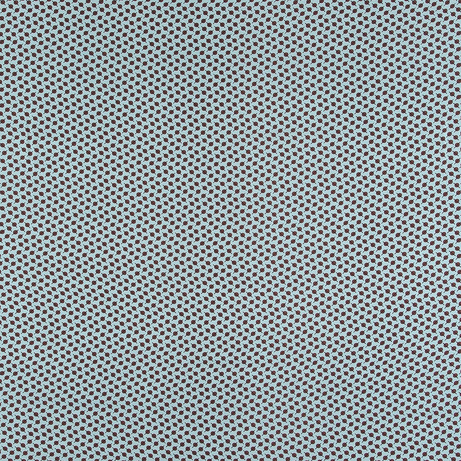 Viskose gewebt, Aqua mit graf. Print 710677_pack_sp