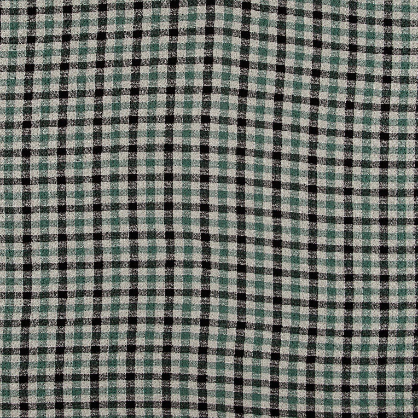Viskose gewebt mit Struktur, Grün/Offwh. 701096_pack_sp