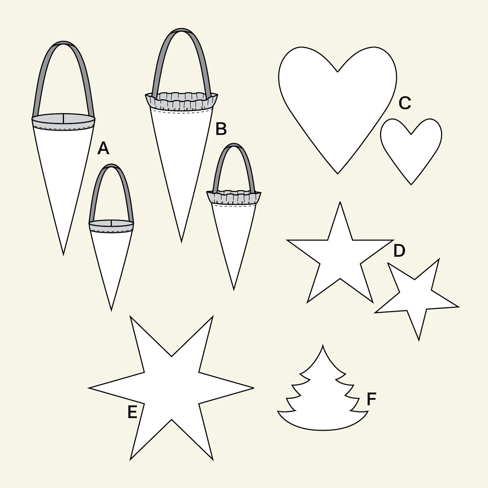 Weihnachtsschmuck p90333_pack