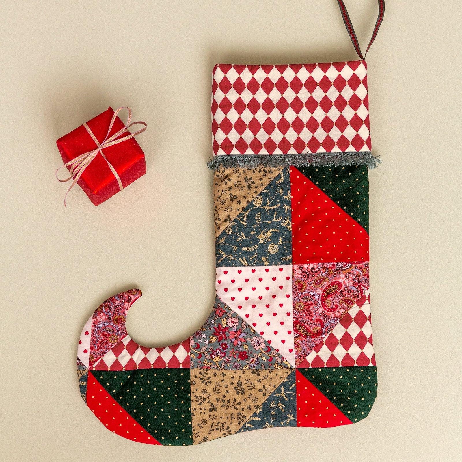 Weihnachtssocke und Herz p90311_DIY9014_852404_852401_852400_852326_852351_852339_790140_22255_22237_sskit