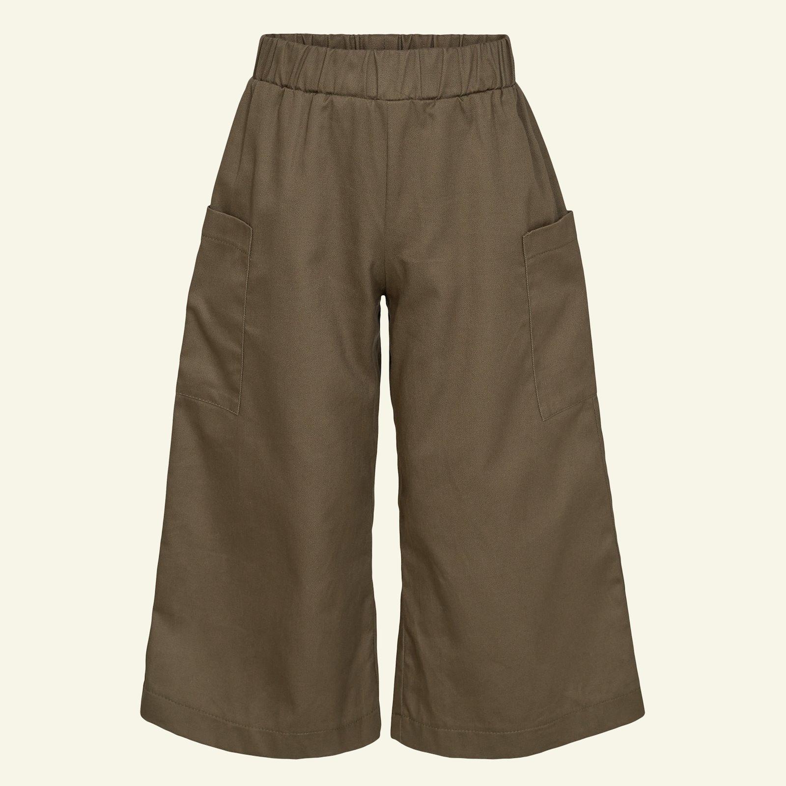 Weite Hose mit hoher Taille p60039_420174_sskit