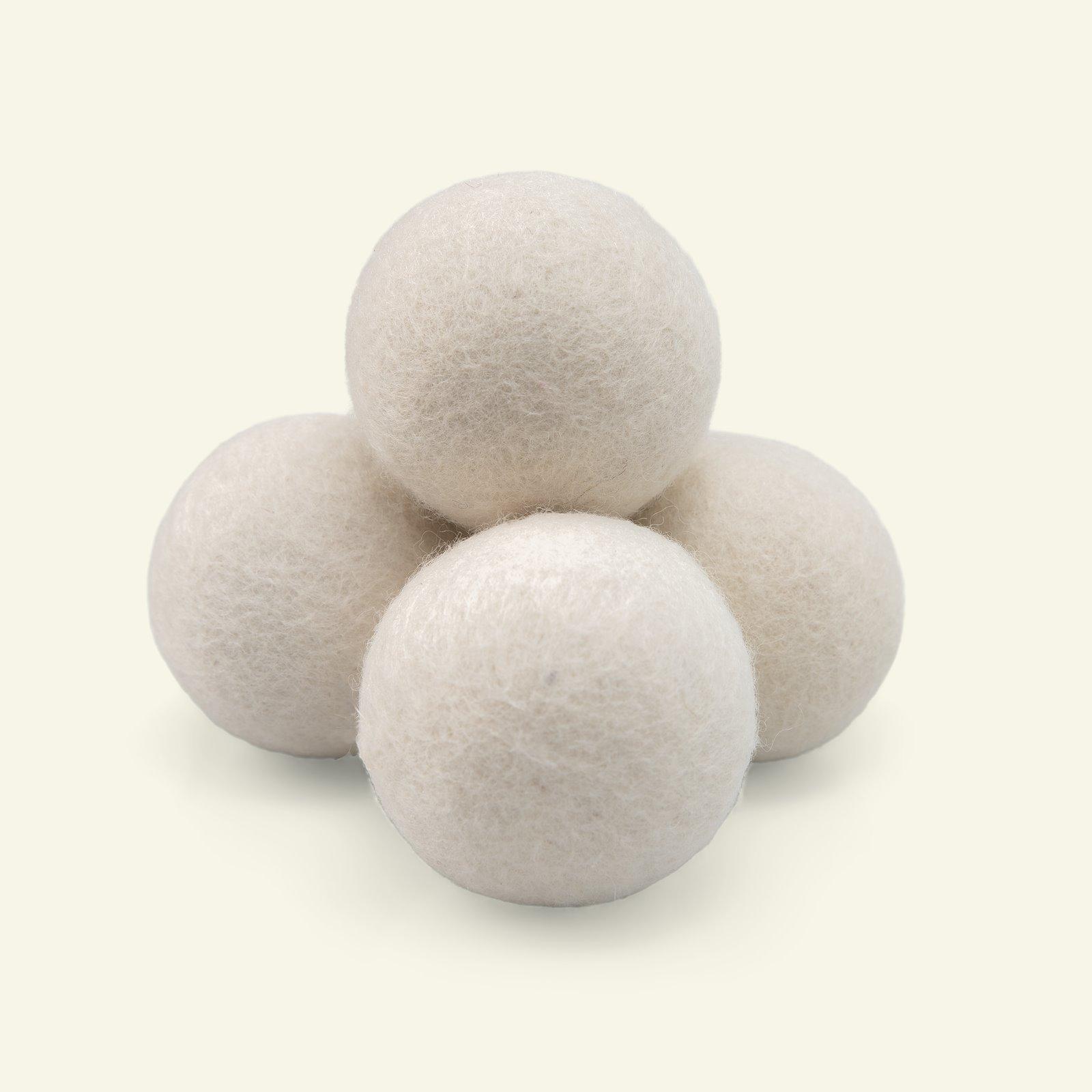 Wool dryer balls white 4pcs 39103_pack_b