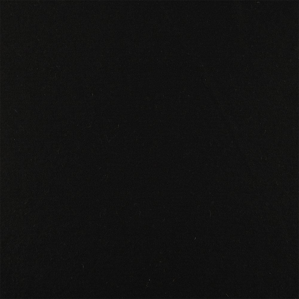 Wool felt black melange 310149_pack_solid