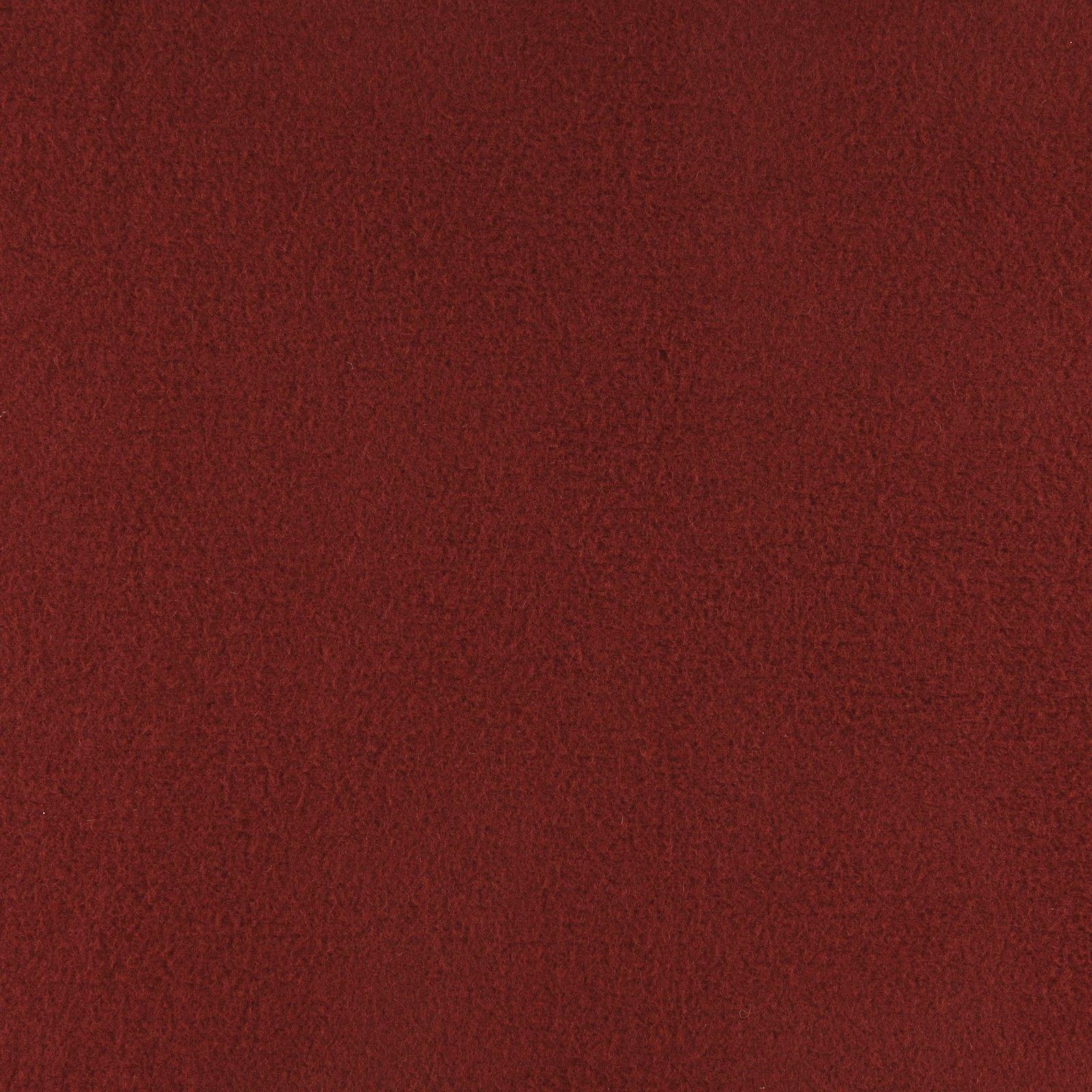 Wool felt dark rouge melange 310357_pack_solid