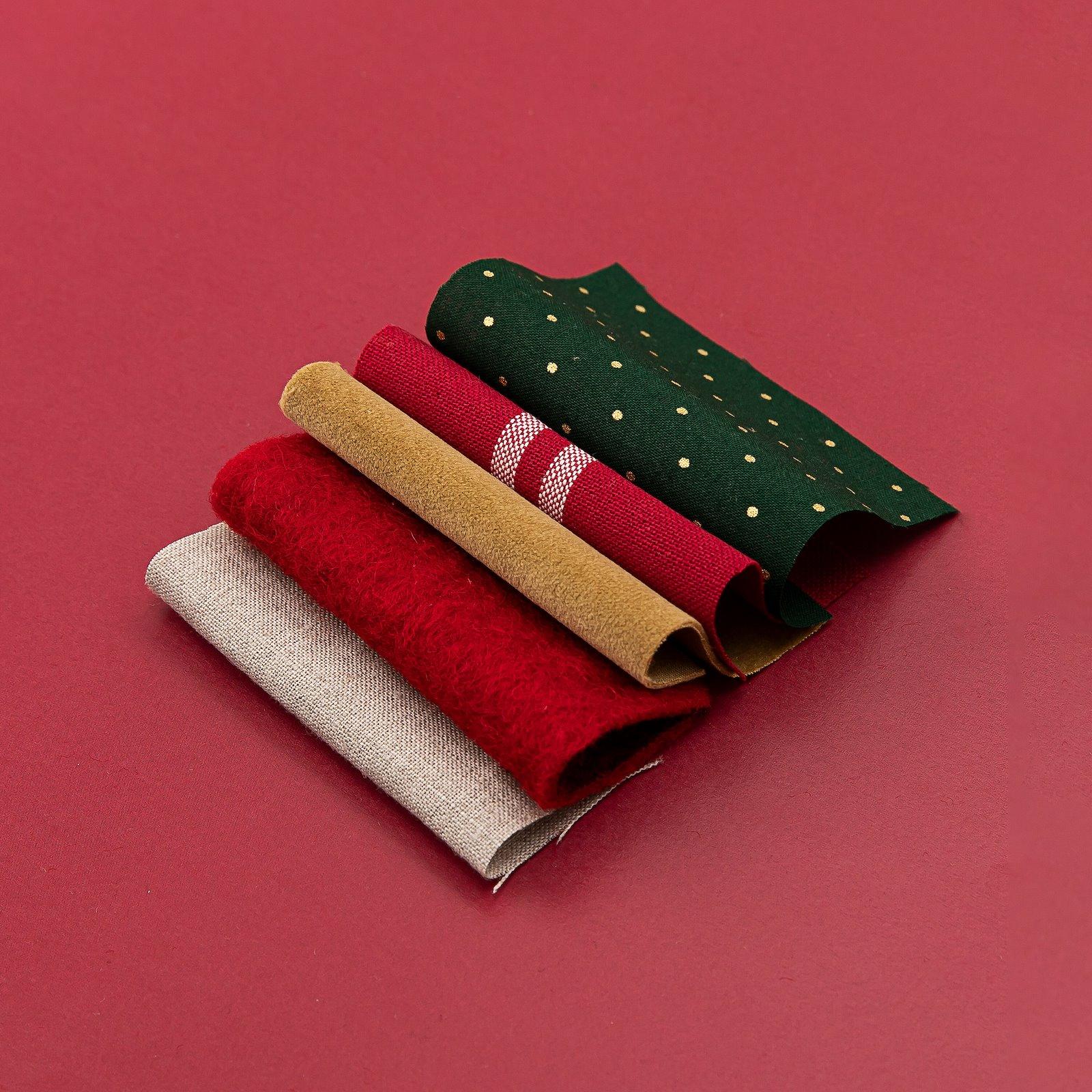 Wool felt red melange 850489_310190_824166_816257_852326_bundle