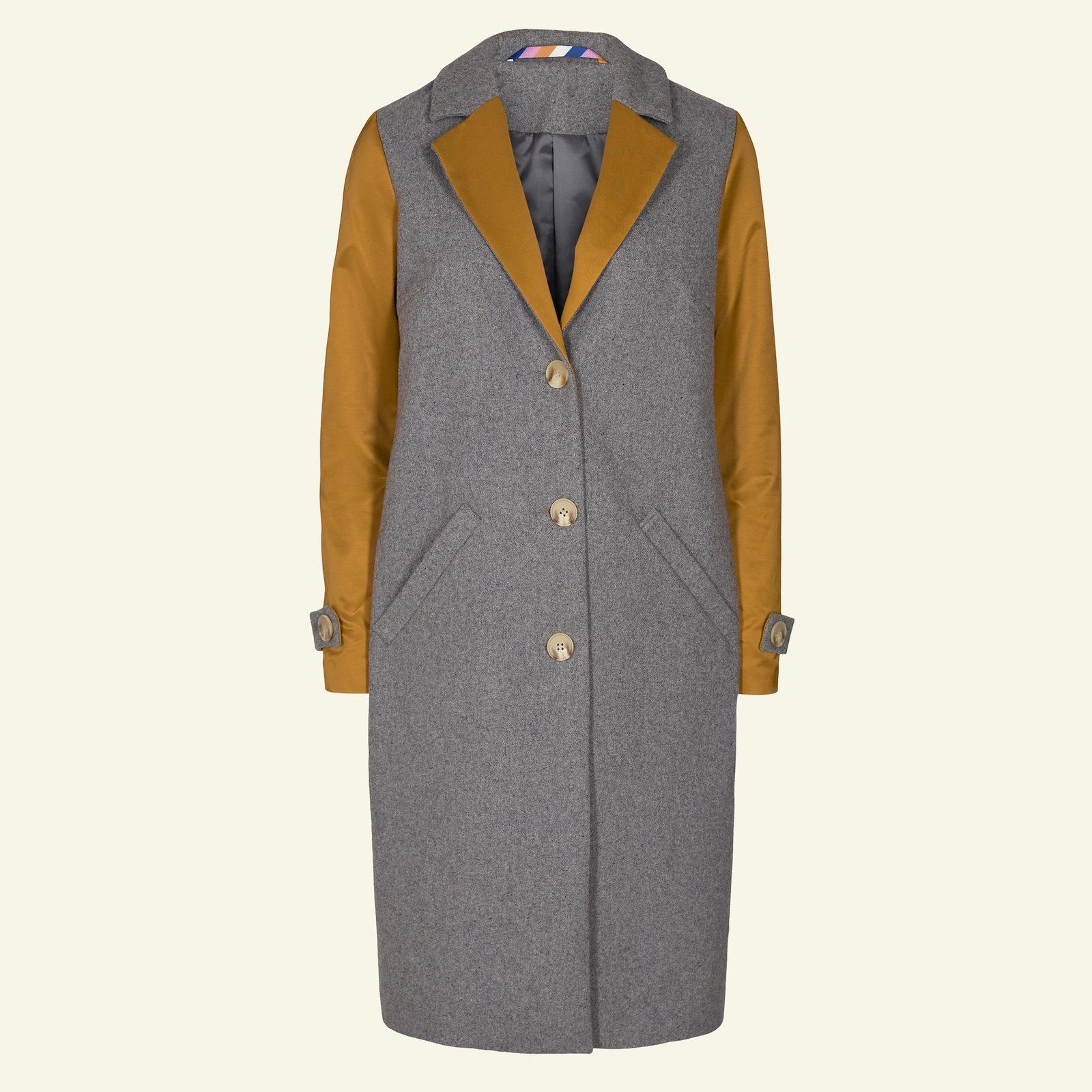 Wool light grey melange waterrepelling p24041_300130_450818_5005_40239_21338_sskit