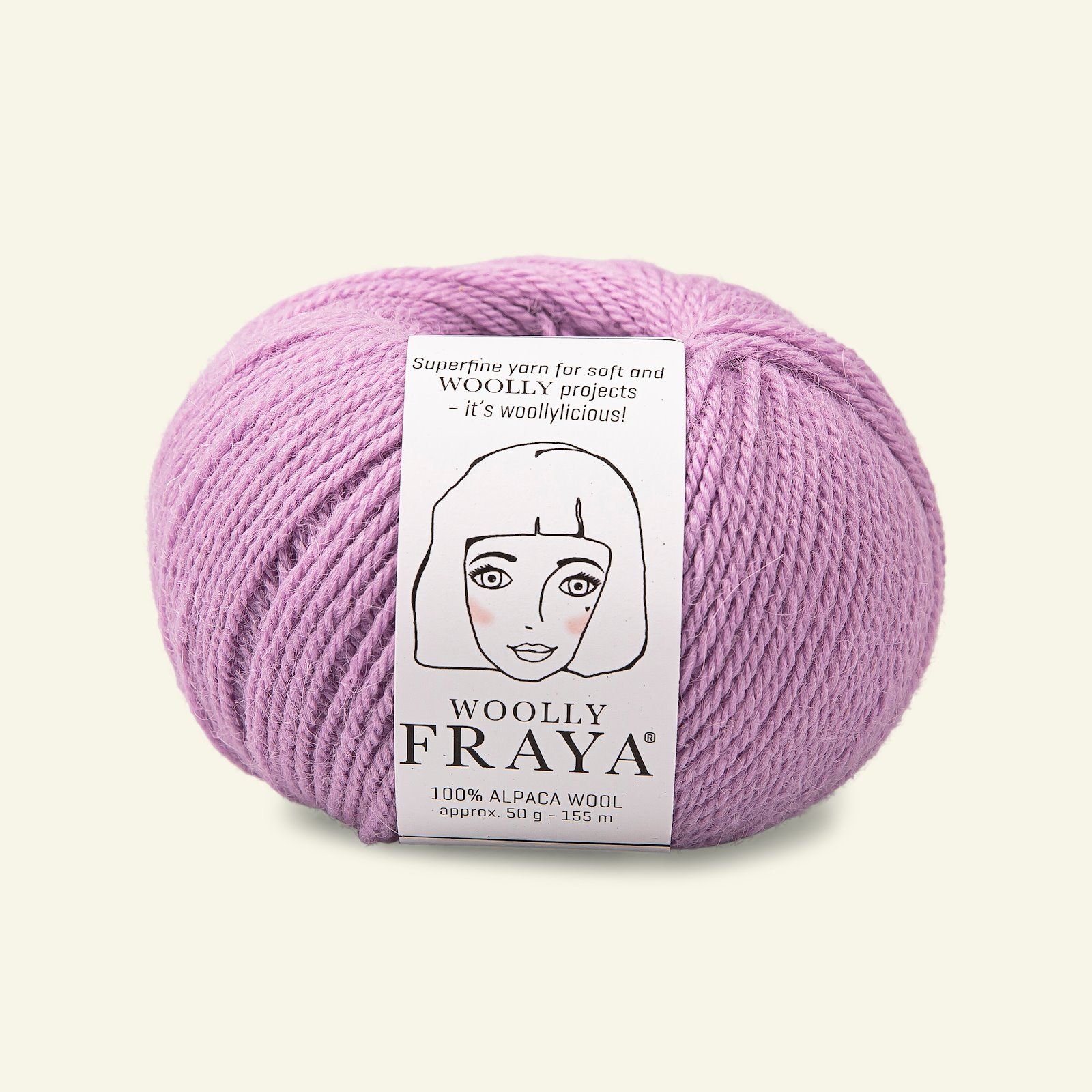 Woolly 50g lilac 90000072_pack