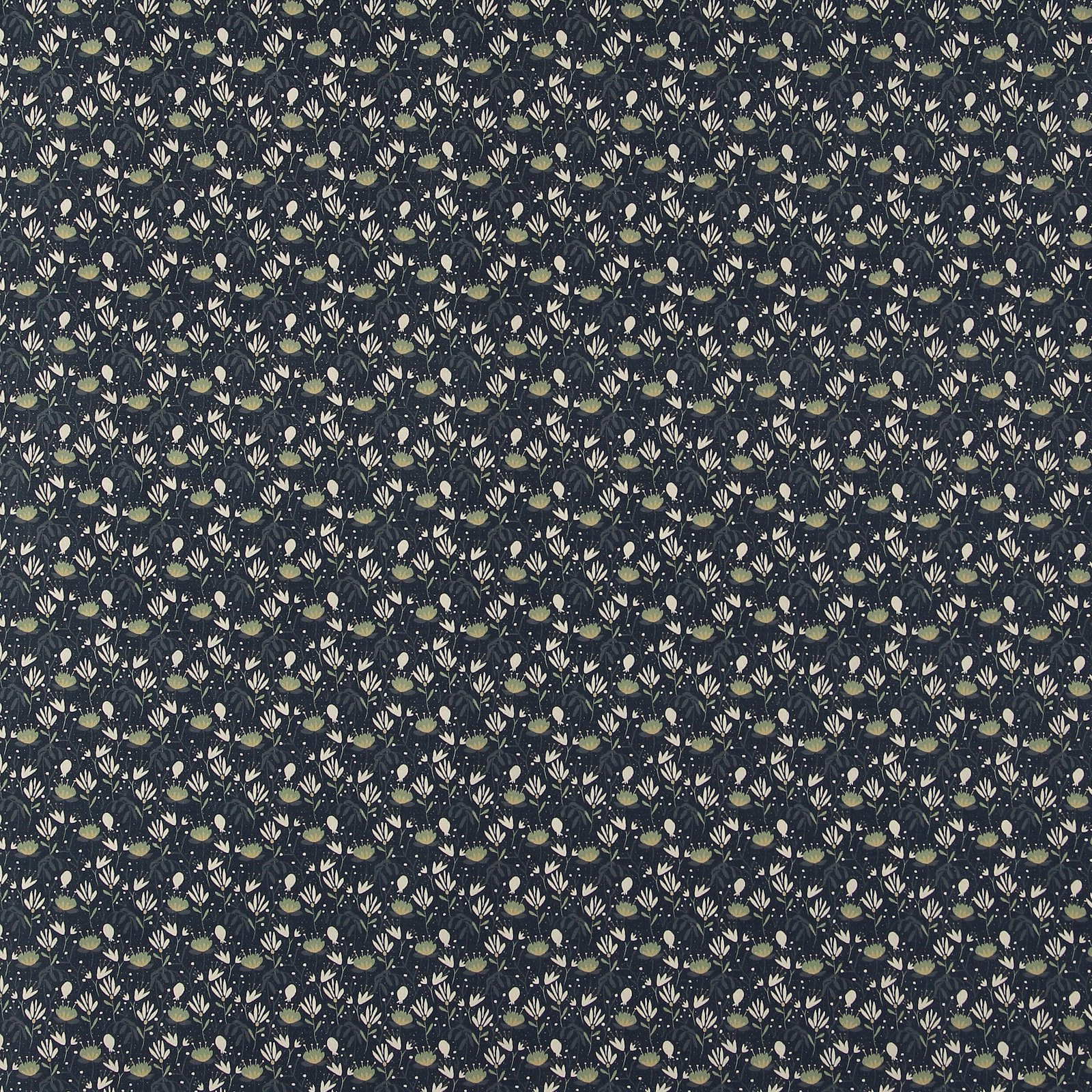 Woven cotton black w bohemian flowers 780397_pack_sp